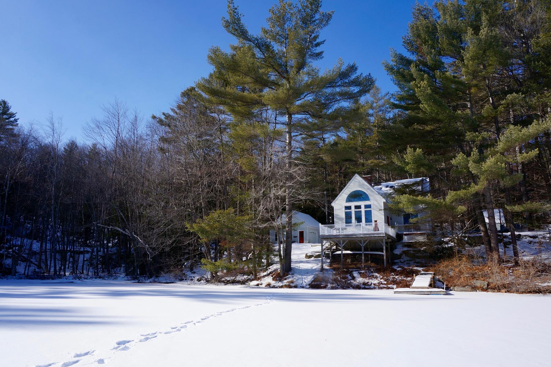 Single Family Home for Sale at 88 Marys Road Rd, Sunapee Sunapee, New Hampshire 03782 United States