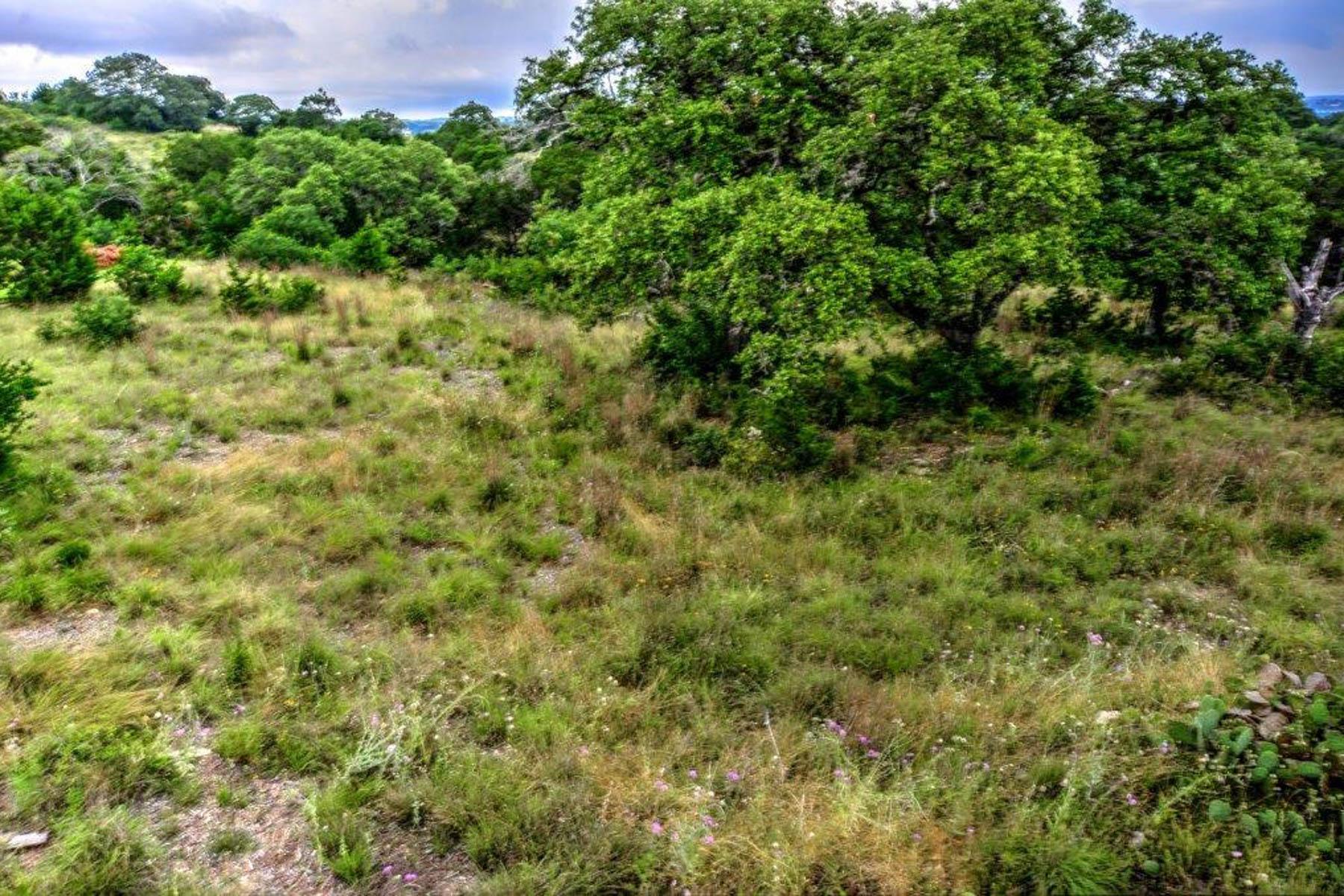 Terreno por un Venta en Rear Canyon Lake Views from Mystic Shores 1027 Bluewater Pl Spring Branch, Texas 78070 Estados Unidos