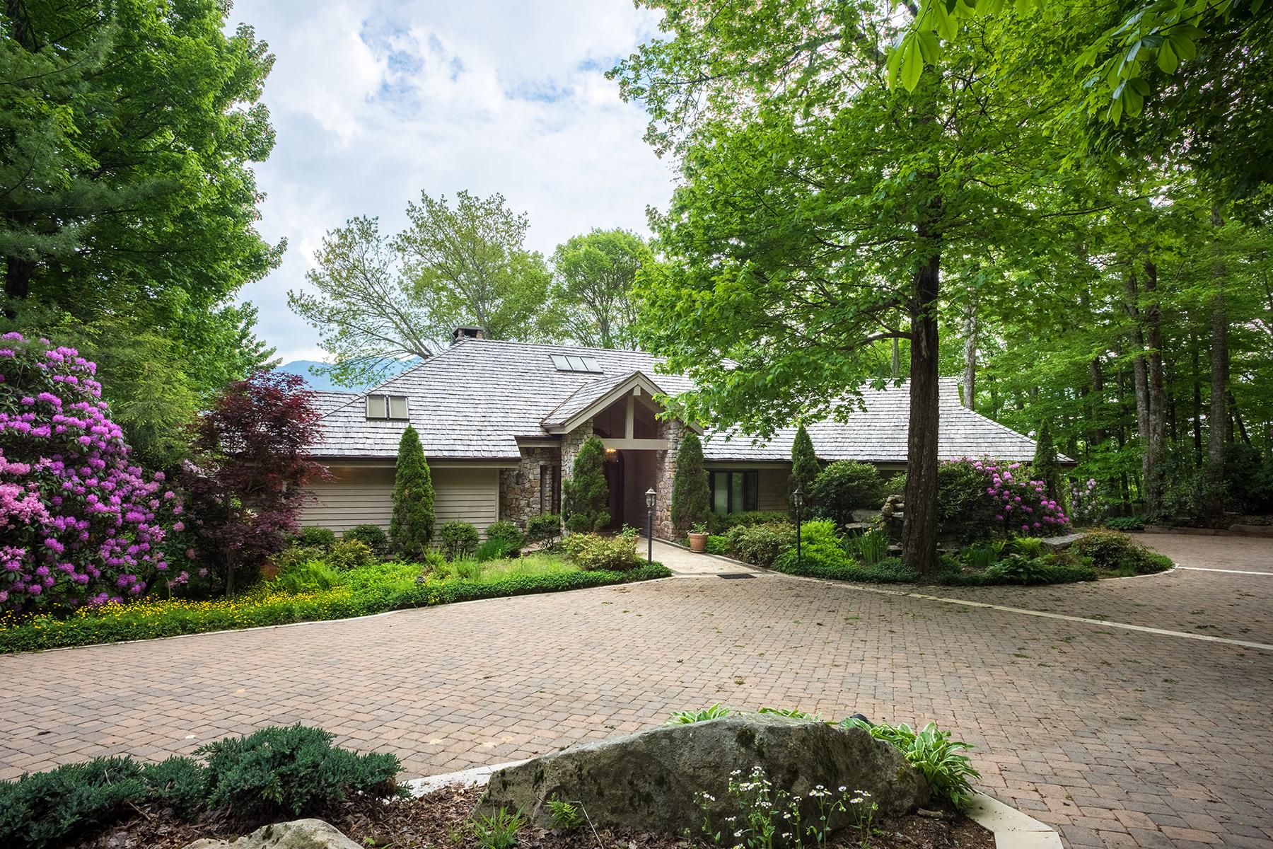 Single Family Home for Sale at LINVILLE - LINVILLE RIDGE 1012 Ridge Drive 10 Linville, North Carolina, 28646 United States