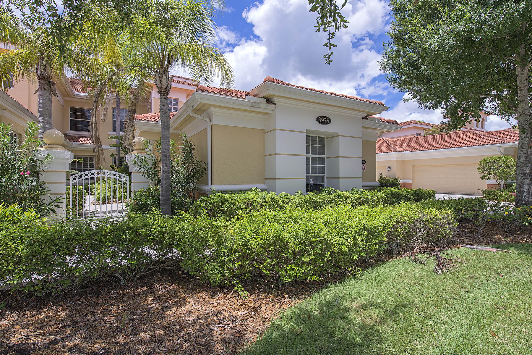 共管式独立产权公寓 为 销售 在 FIDDLER'S CREEK- DEER CROSSING 3975 Deer Crossing Ct 104 Naples, 佛罗里达州 34114 美国
