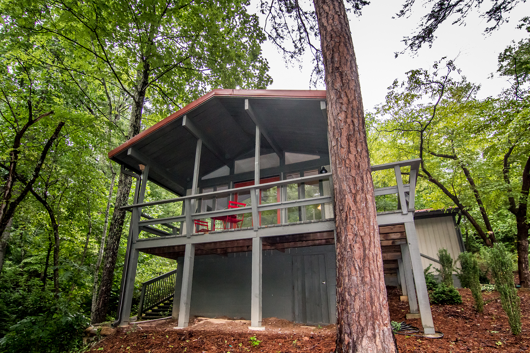 Single Family Home for Sale at MILL SPRING - BRIGHT'S CREEK 1873 E Deep Gap Farm Rd Mill Spring, North Carolina, 28756 United States