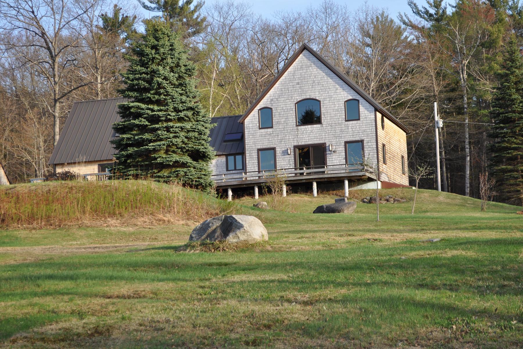 Maison unifamiliale pour l Vente à 319 Lempster Coach Rd, Goshen Goshen, New Hampshire 03752 États-Unis