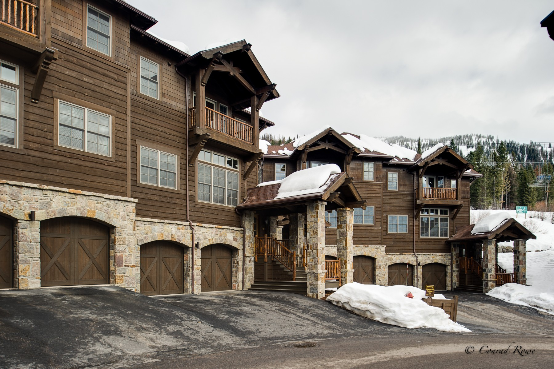 Condominio per Vendita alle ore 89 Slopeside Dr , Whitefish, MT 59937 89 Slopeside Dr Whitefish Mountain Resort, Whitefish, Montana, 59937 Stati Uniti