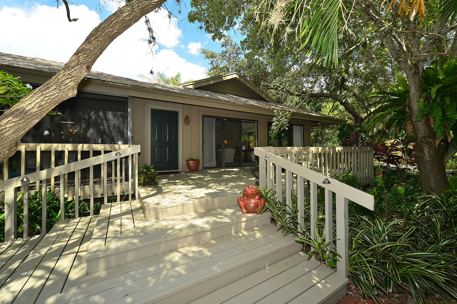 Single Family Home for Sale at SOUTH SARASOTA 1655 Quail Dr, Sarasota, Florida 34231 United States