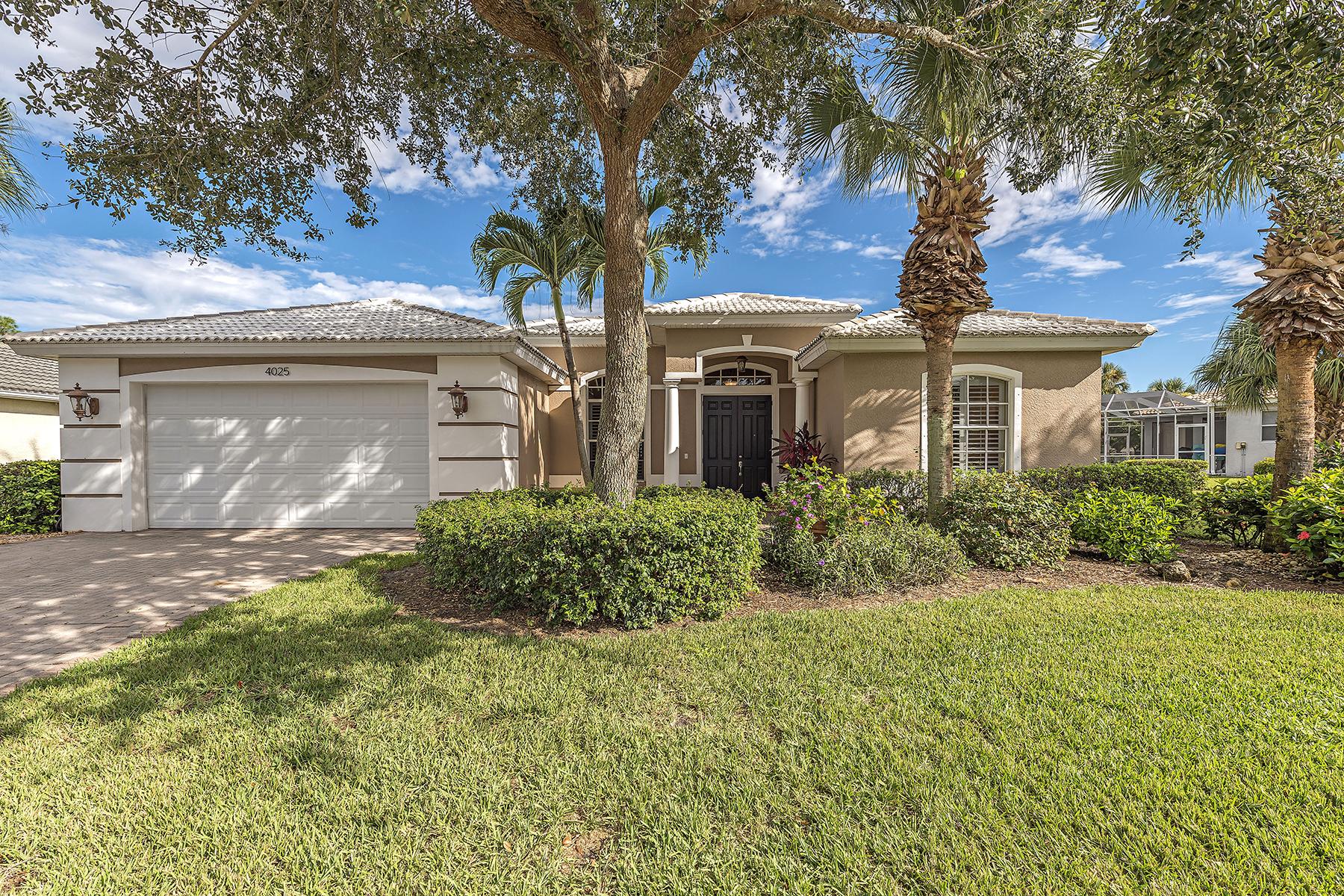 Nhà ở một gia đình vì Bán tại FOREST PARK 4025 Stow Way Naples, Florida, 34116 Hoa Kỳ
