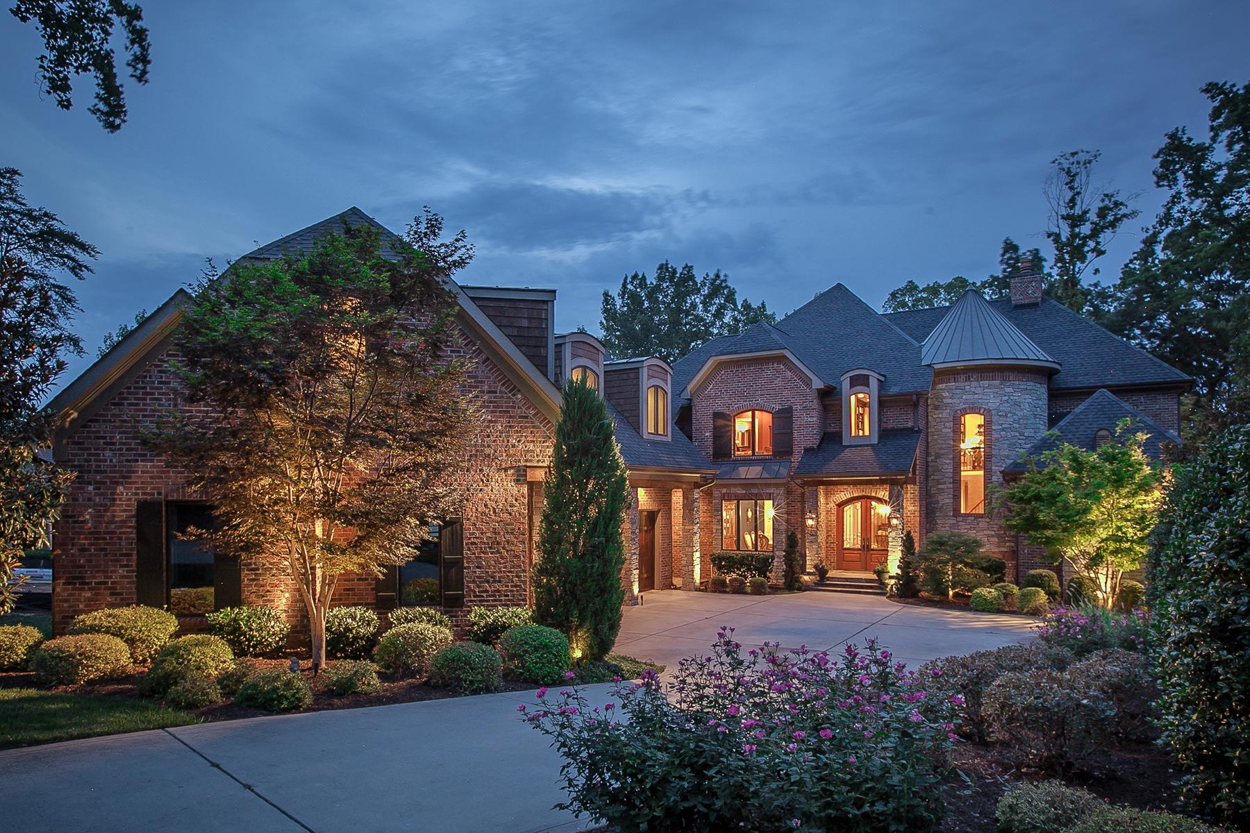 Casa para uma família para Venda às 20337 Enclave Oaks Ct , Cornelius, NC 28031 20337 Enclave Oaks Ct Cornelius, Carolina Do Norte 28031 Estados Unidos