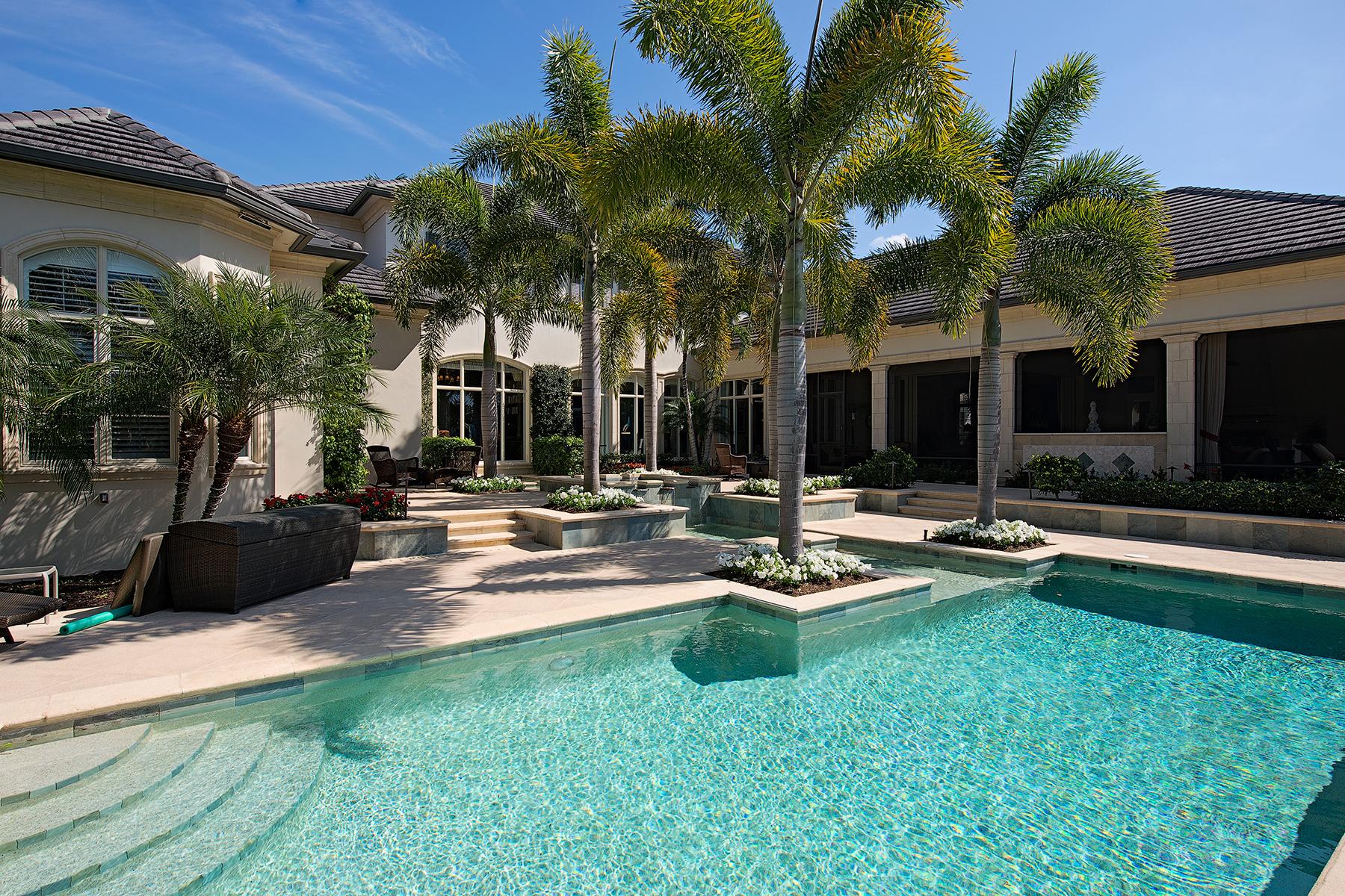 Casa Unifamiliar por un Venta en 1287 Osprey Trl , Naples, FL 34105 1287 Osprey Trl Naples, Florida 34105 Estados Unidos