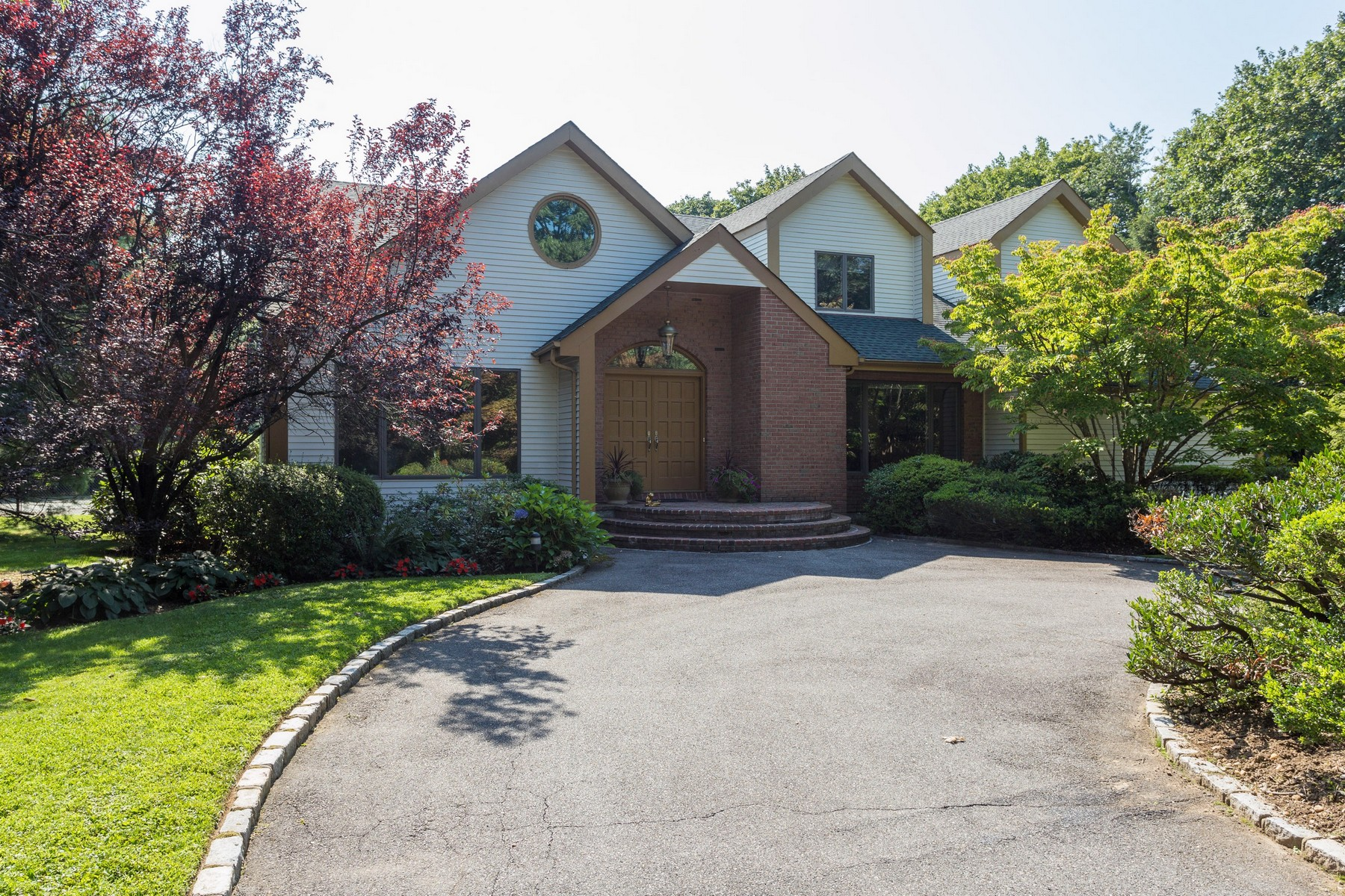 Single Family Home for Sale at Colonial 192 Old Westbury Rd Old Westbury, New York, 11568 United States