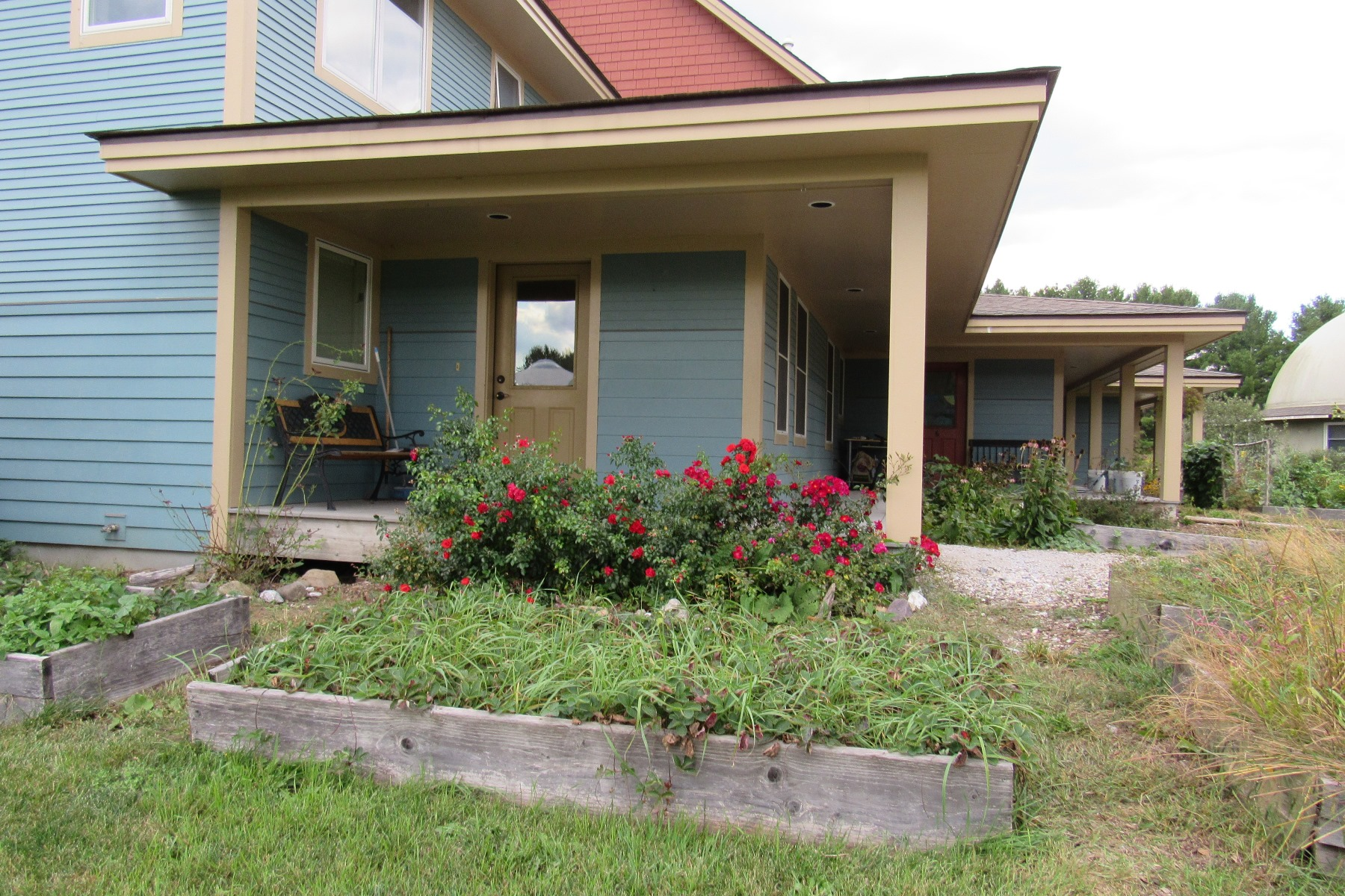 Condominium for Sale at Champlain Valley Co-Housing Townhouse 5 Common Way 5 Charlotte, Vermont, 05445 United States