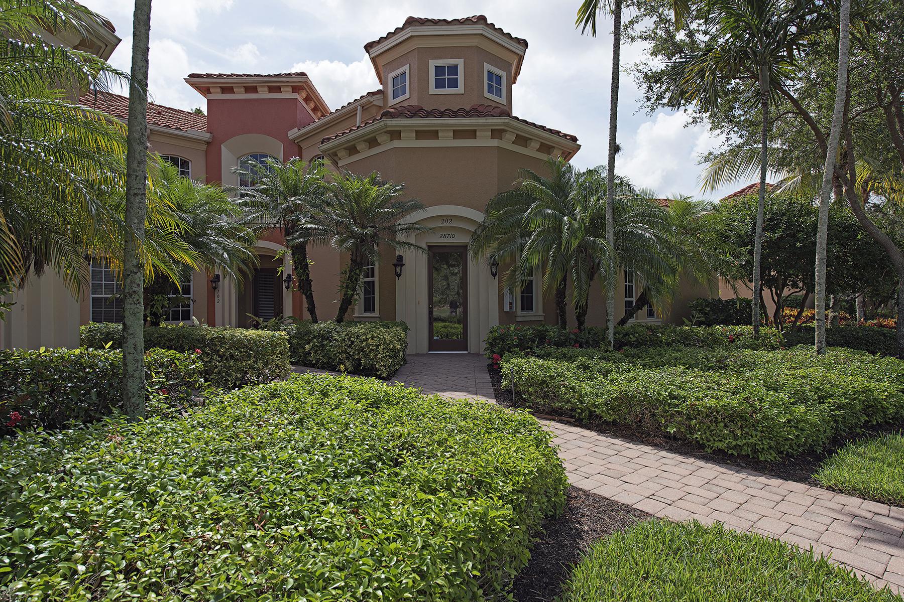 Condominium for Sale at VASARI - ALTESSA 28710 Altessa Way 202 Bonita Springs, Florida, 34135 United States