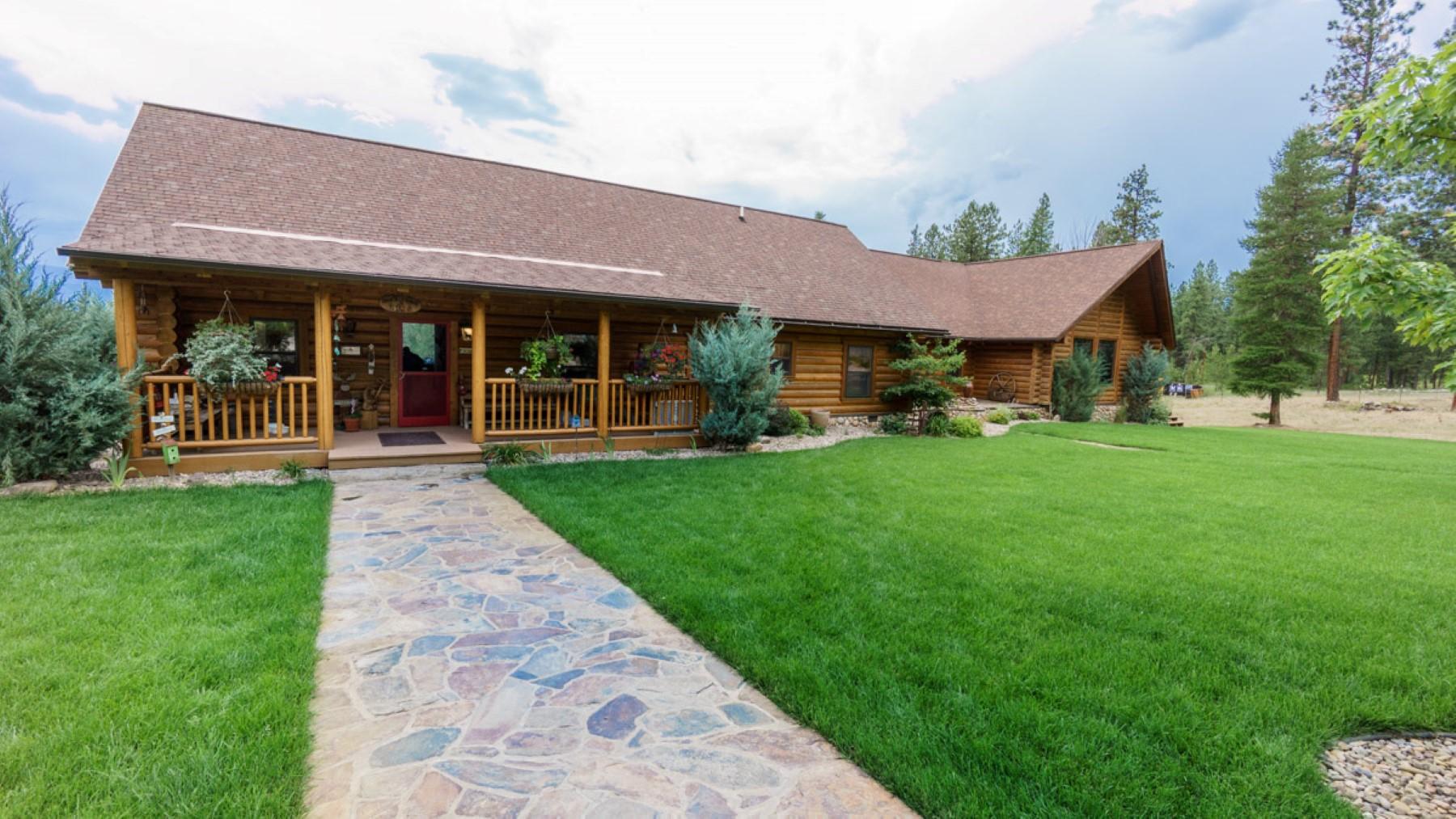 Частный односемейный дом для того Продажа на 20925 Spotted Fawn Road 20925 Spotted Fawn Rd Huson, Монтана, 59846 Соединенные Штаты