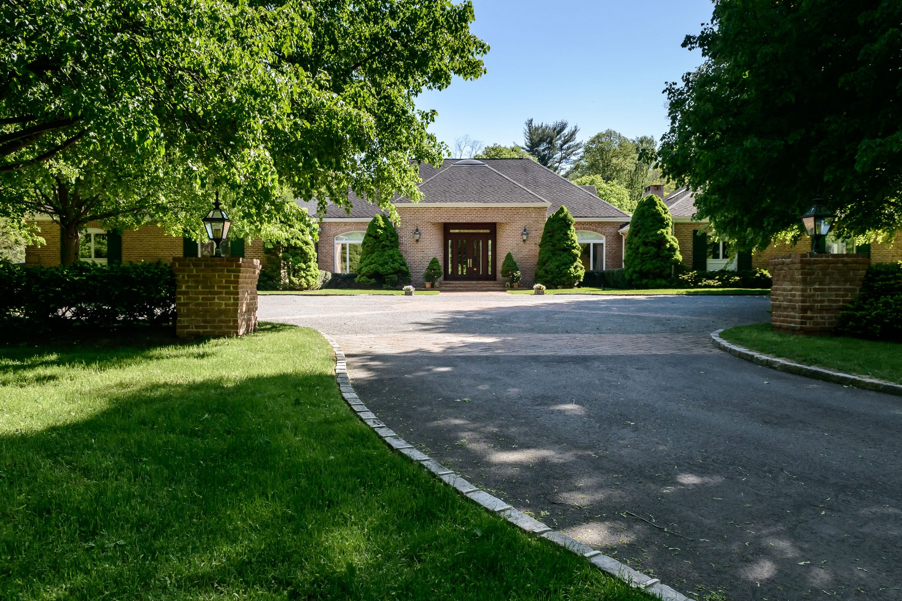 sales property at Stunning French Country Estate