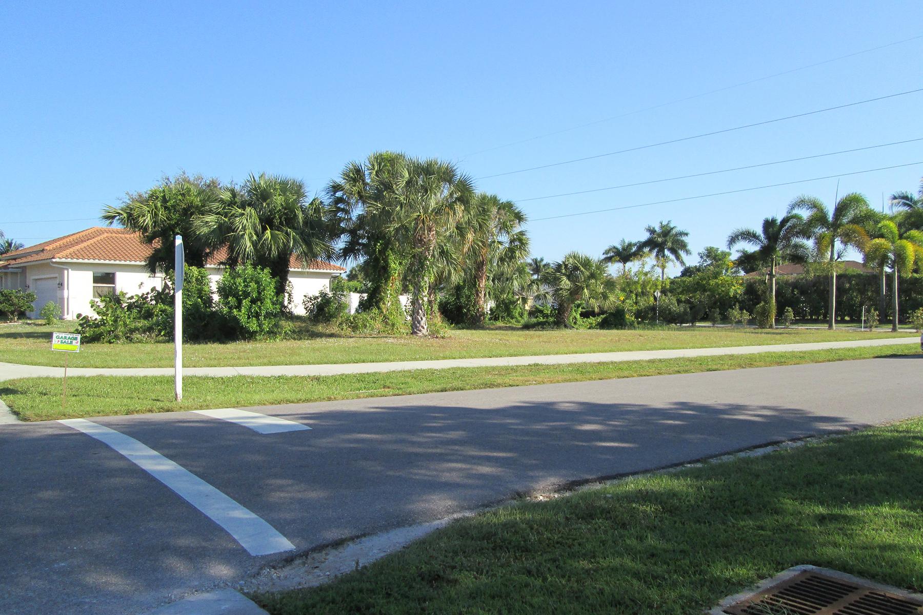 토지 용 매매 에 MARCO ISLAND 1310 Andalusia Marco Island, 플로리다, 34145 미국