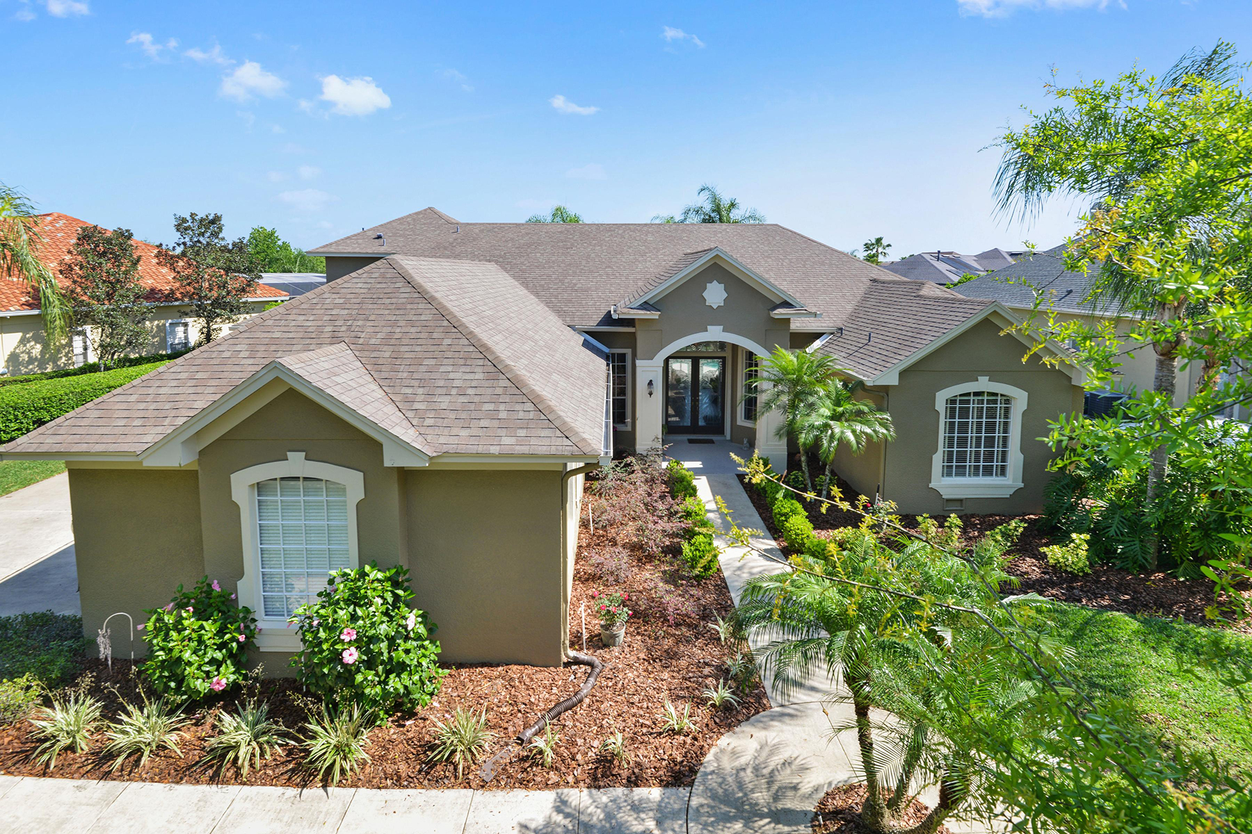 Single Family Home for Sale at ORLANDO - LAKE MARY 1720 Kersley Cir Lake Mary, Florida, 32746 United States