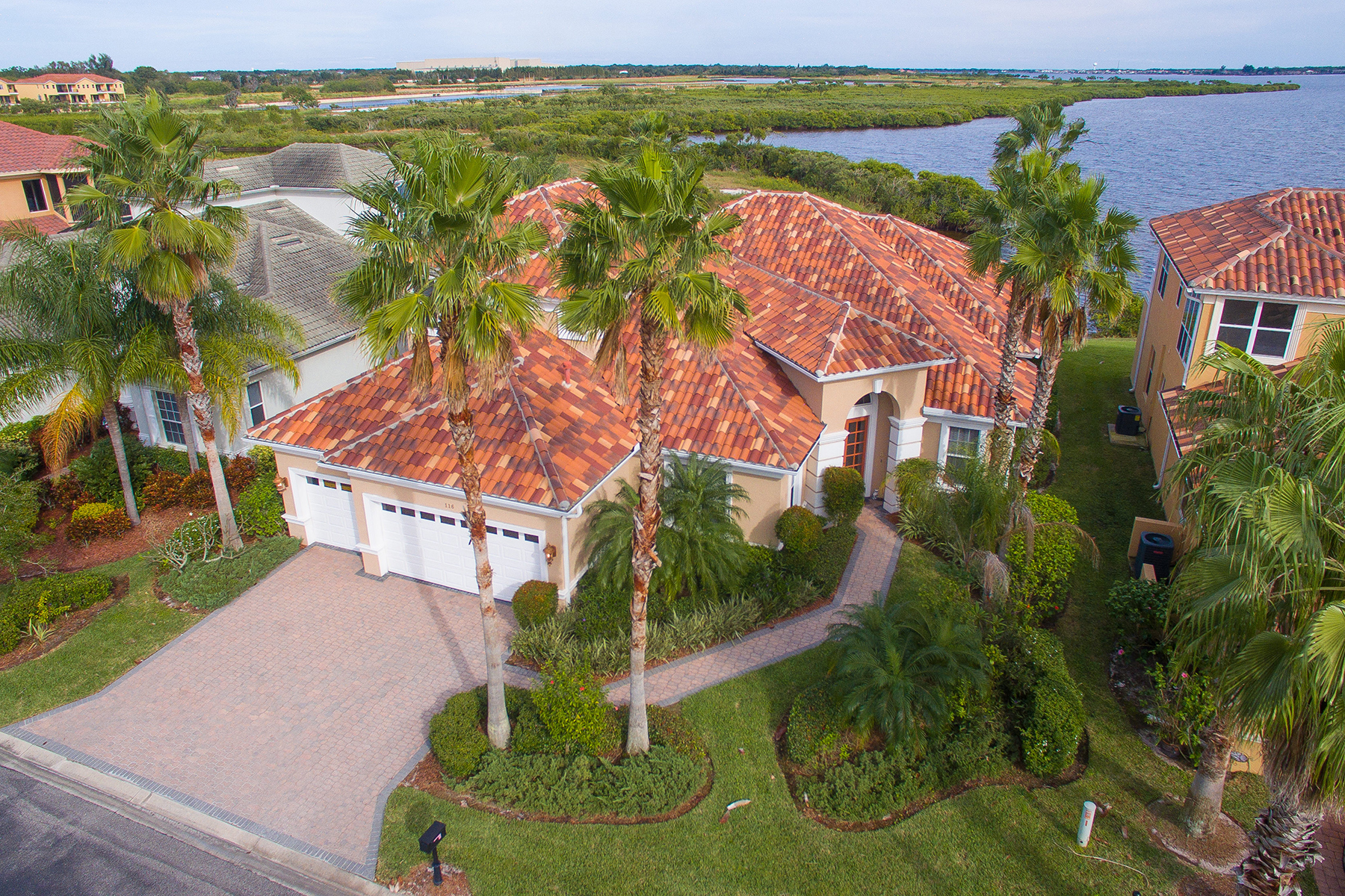 Single Family Home for Sale at PENINSULA RIVIERA DUNES 116 12th Ave E Palmetto, Florida 34221 United States