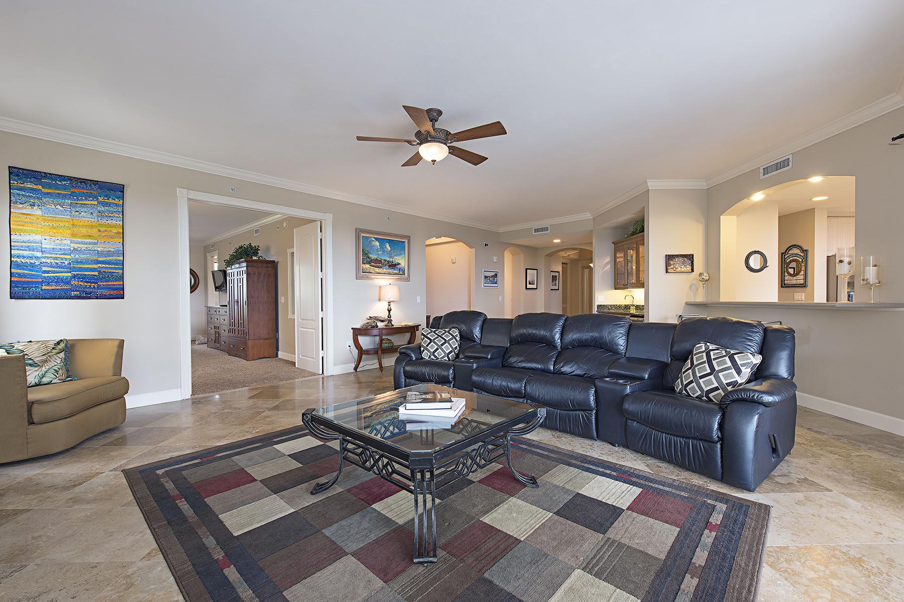 Condomínio para Venda às GULF HARBOUR YACHT AQND COUNTRY CLUB - PALMAS DEL 11620 Court Of Palms 106 Fort Myers, Florida, 33908 Estados Unidos