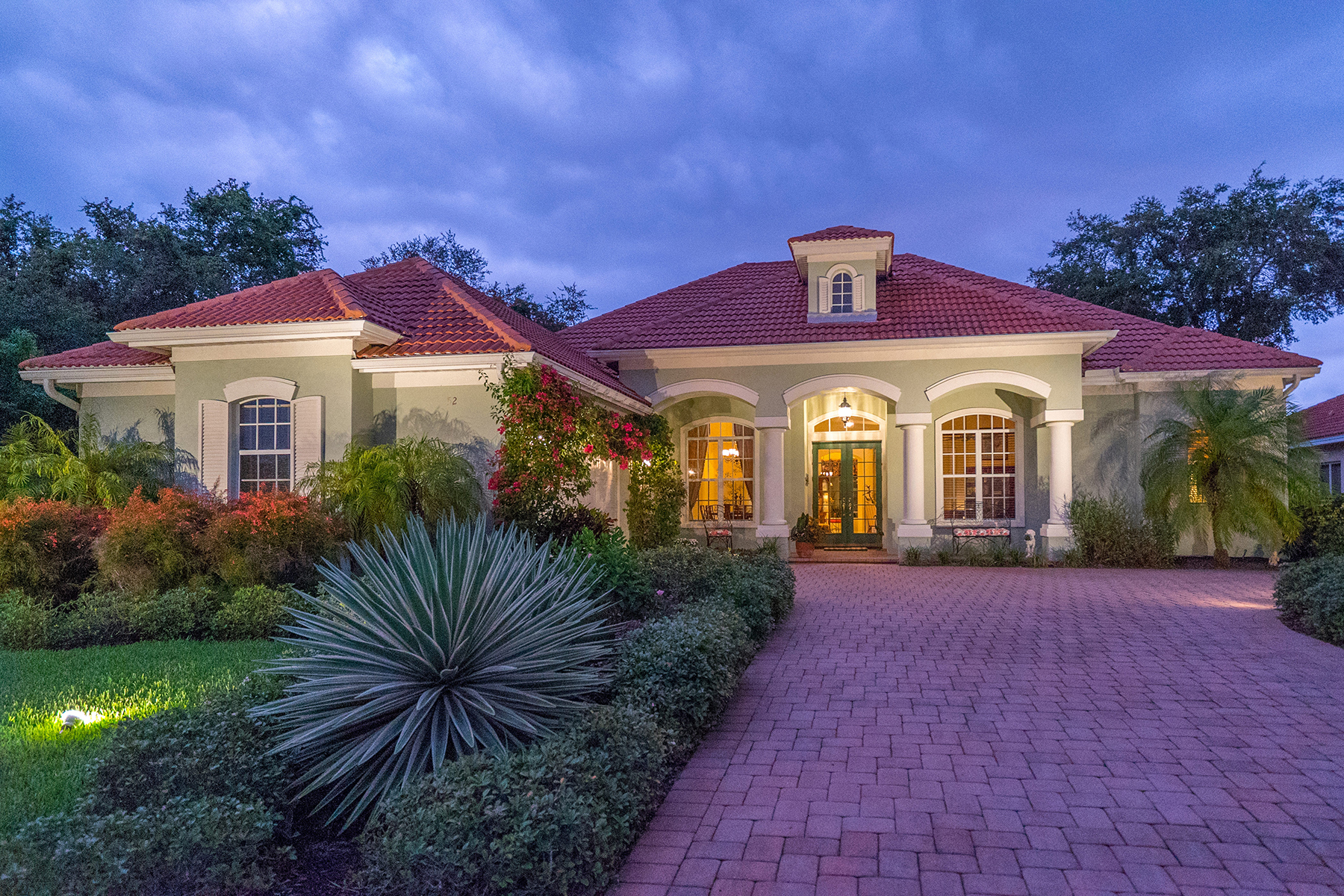 Single Family Home for Sale at BOCA ROYALE 52 Grande Fairway Englewood, Florida 34223 United States