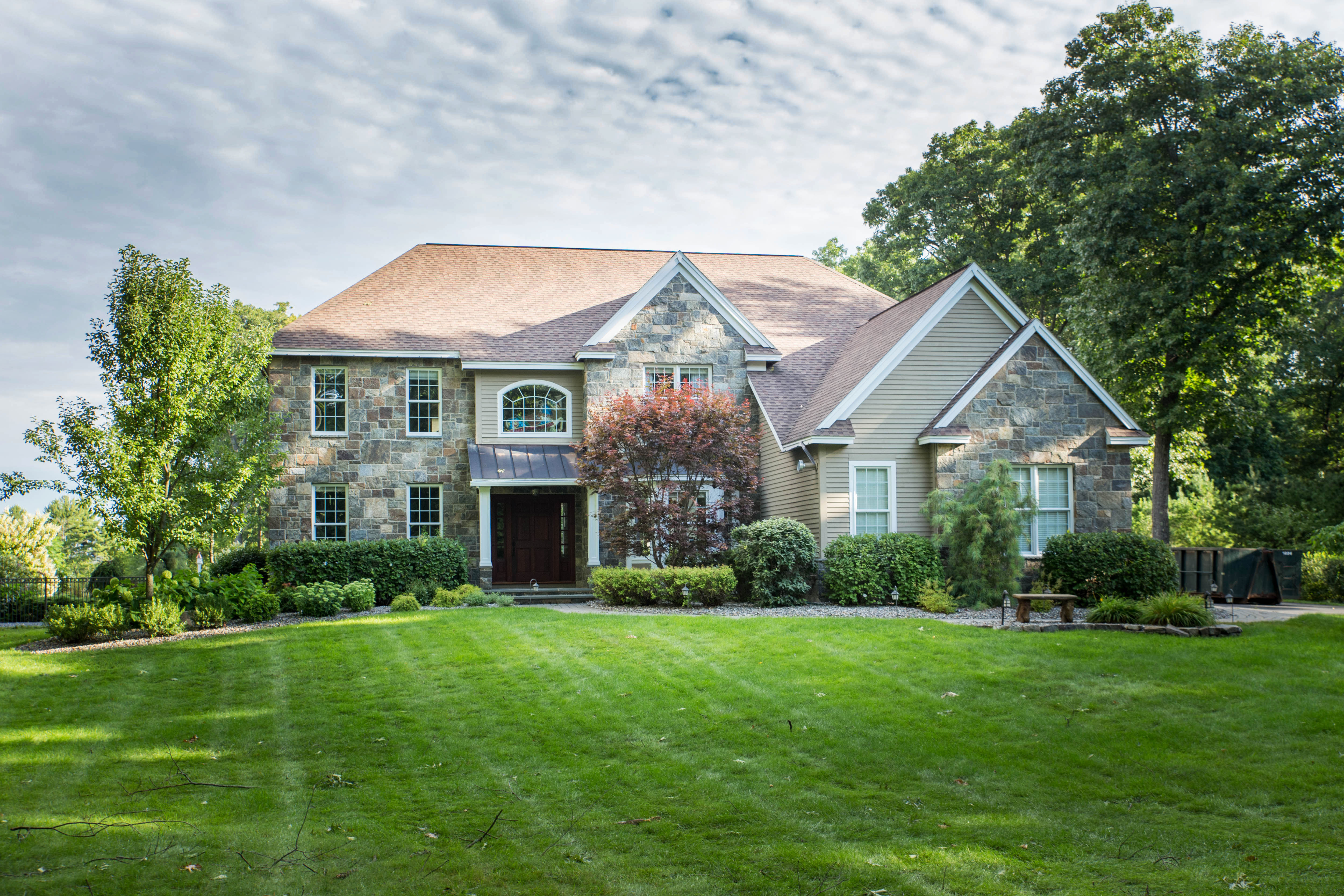Single Family Home for Sale at Custom Saratoga Estate with Breathtaking Views 29 Beacon Hill Drive Saratoga Springs, New York 12866 United States