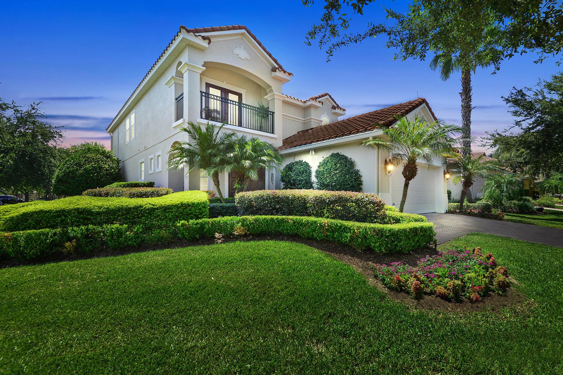 Tek Ailelik Ev için Satış at Orlando, Florida 8157 Via Bella Notte Orlando, Florida, 32836 Amerika Birleşik Devletleri