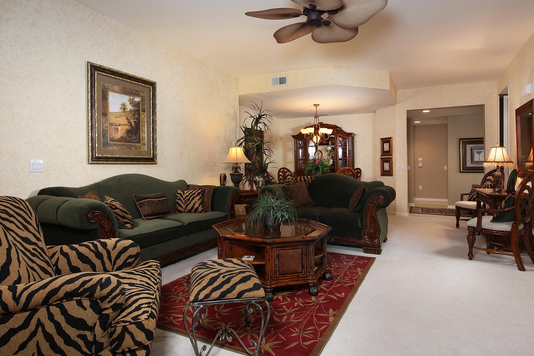 Appartement en copropriété pour l Vente à FIDDLER'S CREEK - DEER CROSSING 3985 Deer Crossing Ct 101 Naples, Florida, 34114 États-Unis