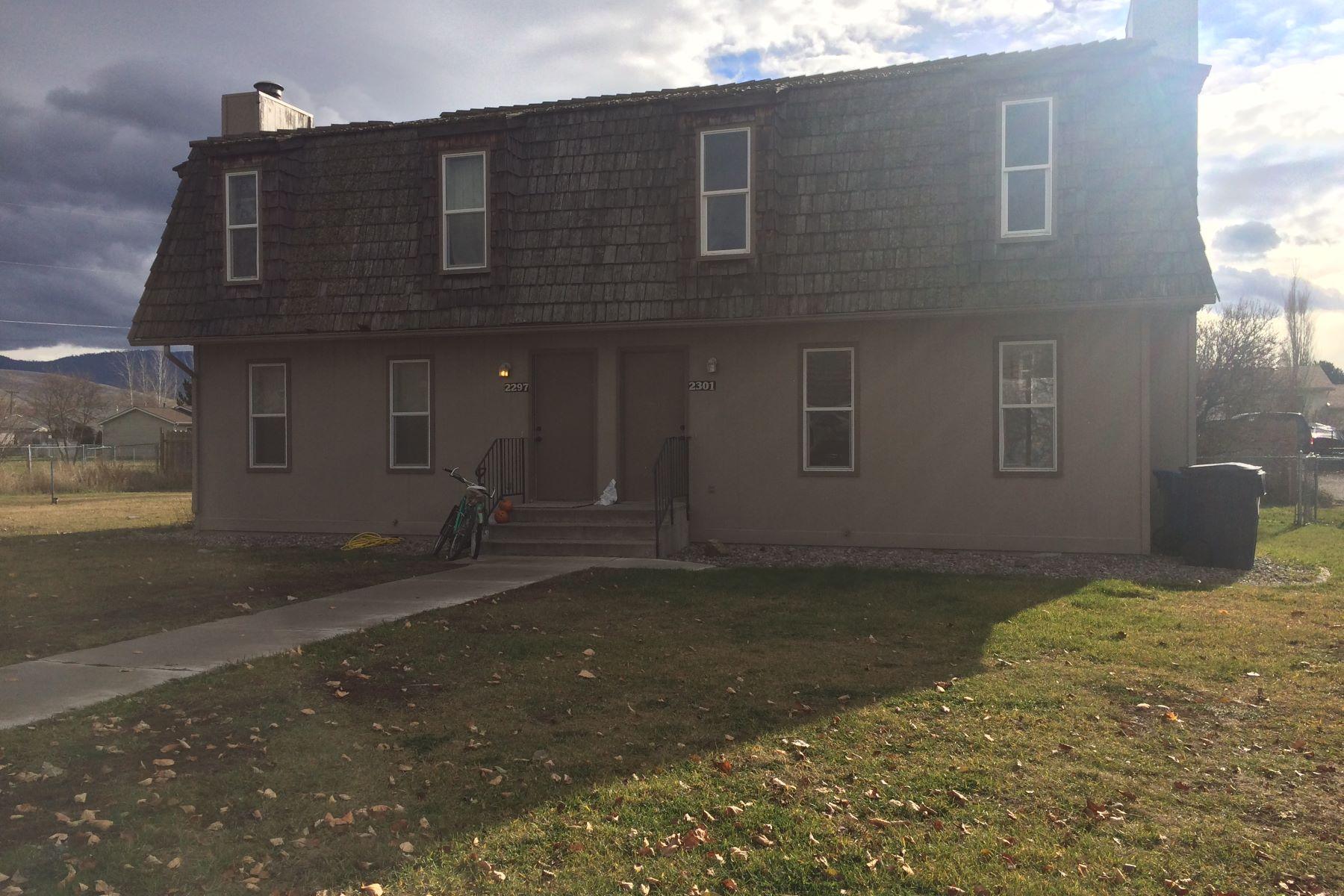 Multi-Family Home for Sale at 2297 Sherwood Lane, Missoula, MT 59801 2297 Sherwood Ln Missoula, Montana 59801 United States