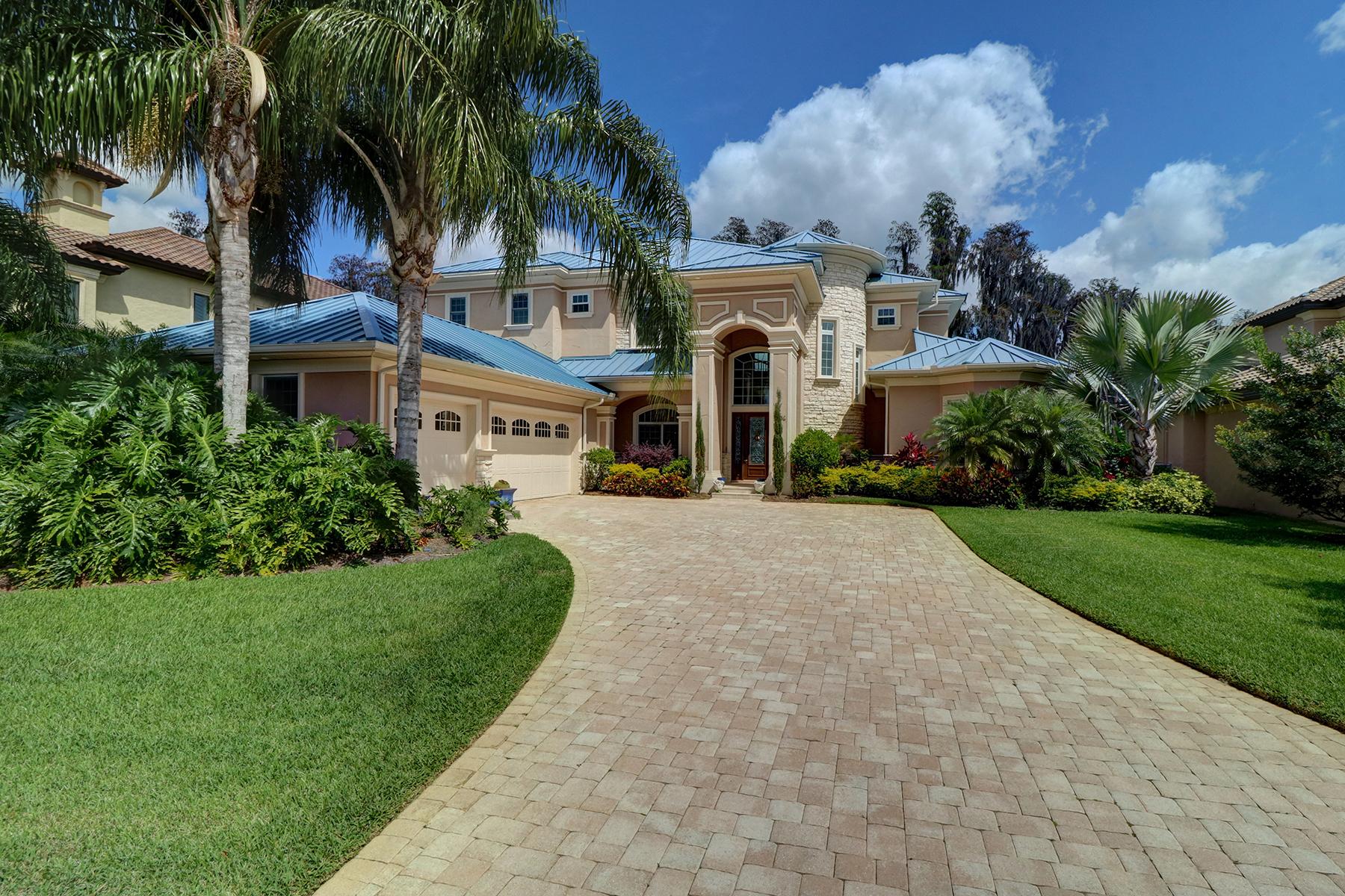 Maison unifamiliale pour l Vente à LAND O' LAKES 5506 Beamin Dew Loop Land O' Lakes, Florida, 34638 États-Unis