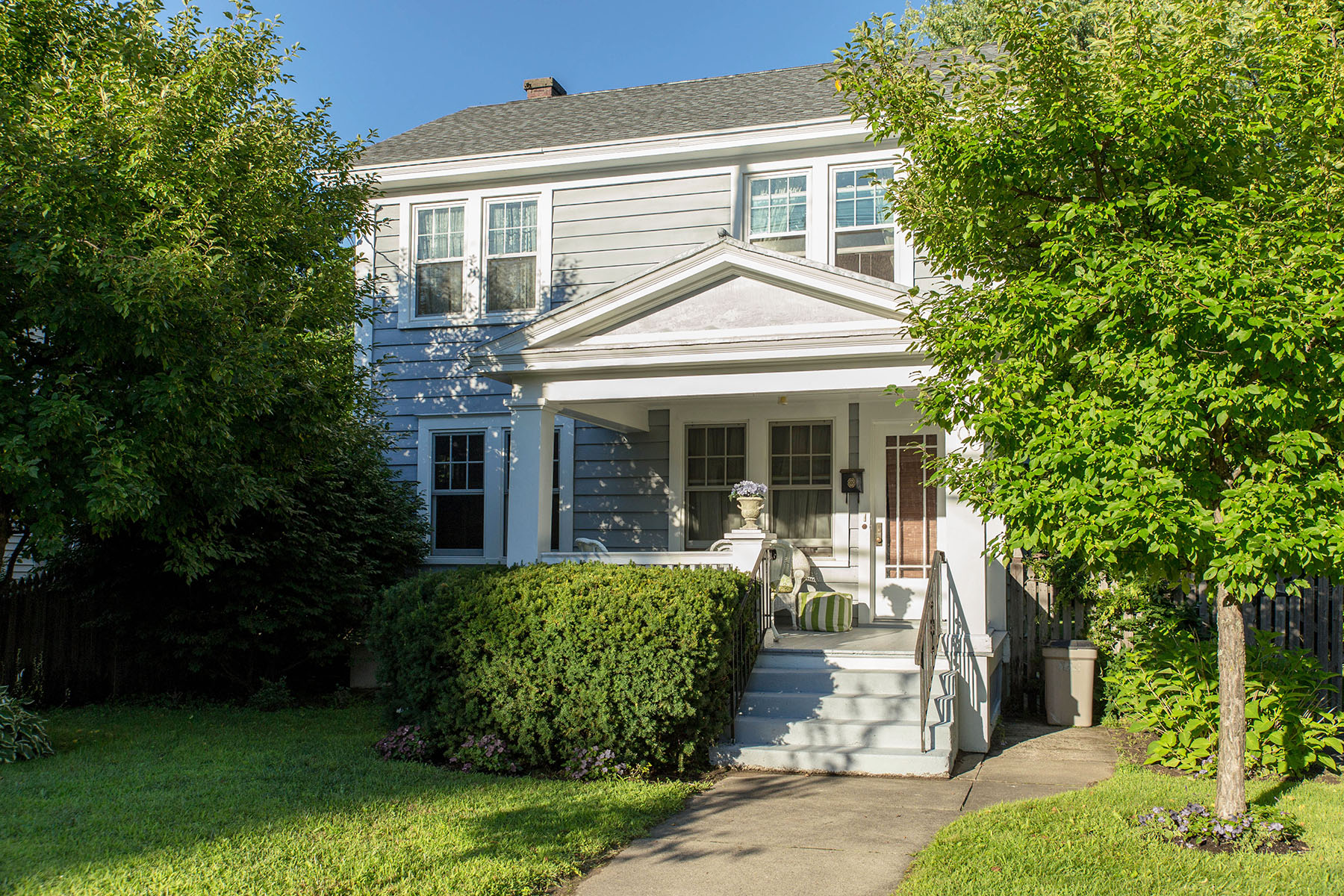 Single Family Home for Sale at East Side Saratoga Springs Home 200 East Av Saratoga Springs, New York 12866 United States