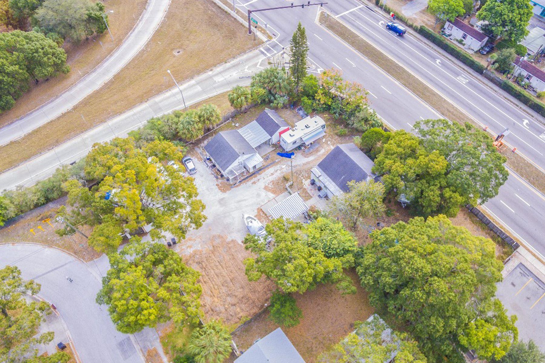 Arazi için Satış at SAINT PETERSBURG 2510 55th Ave N 2 St. Petersburg, Florida, 33714 Amerika Birleşik Devletleri