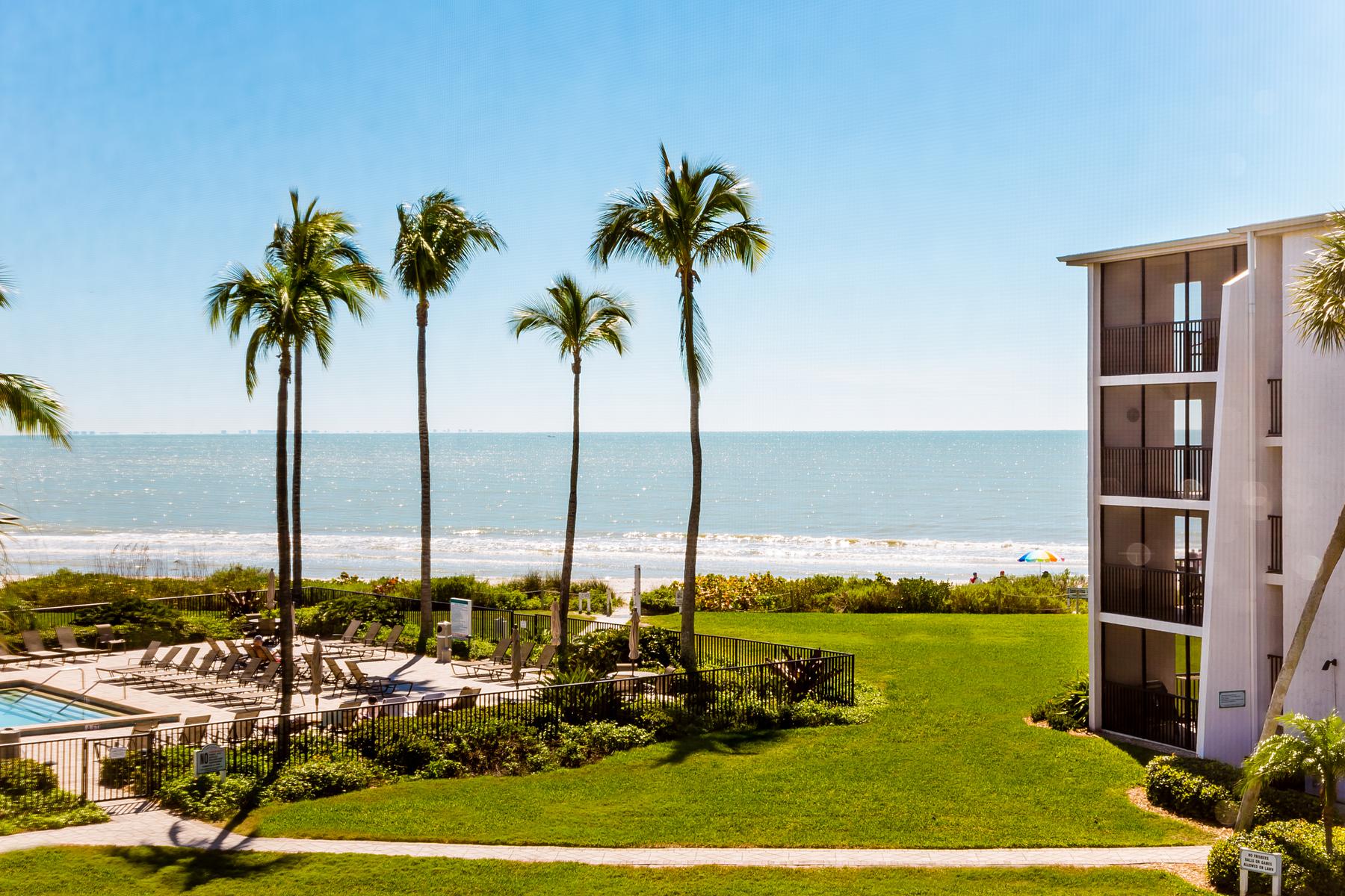 Appartement en copropriété pour l Vente à SANIBEL 1501 Middle Gulf Dr D304 Sanibel, Florida, 33957 États-Unis