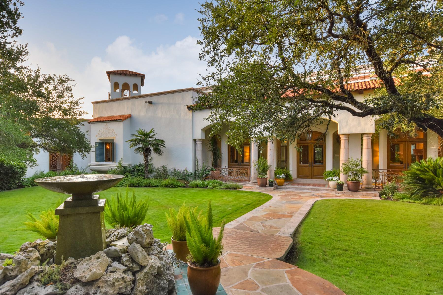 Additional photo for property listing at Serene Paradise in Greystone 1726 Greystone Rdg San Antonio, Texas 78258 United States