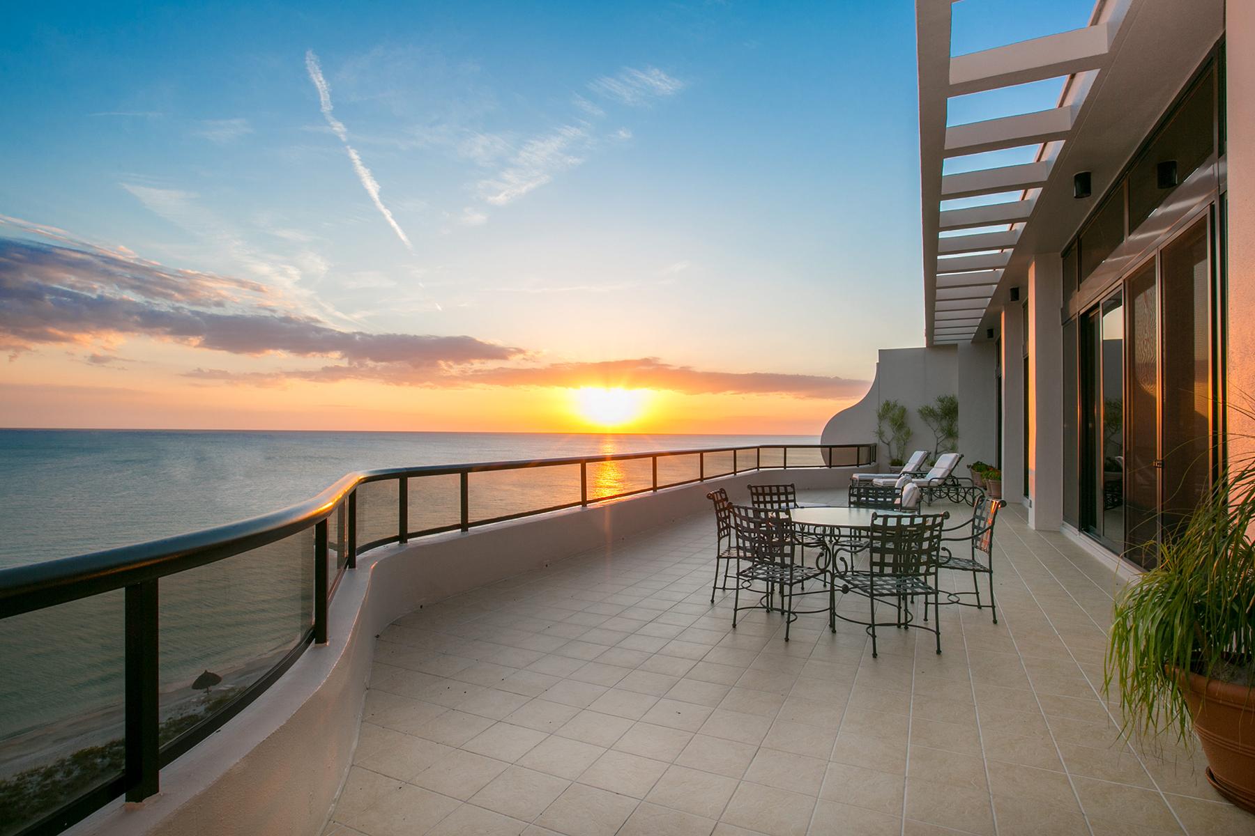 Kat Mülkiyeti için Satış at LONGBOAT KEY 415 L Ambiance Dr PH-C Longboat Key, Florida, 34228 Amerika Birleşik Devletleri