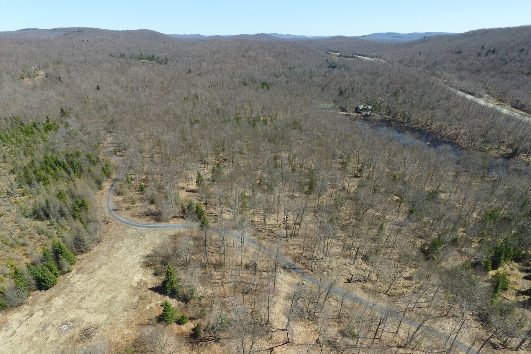 Additional photo for property listing at Adirondack Land For Sale 1515-B  Nys Route 28 Thendara, New York 13472 États-Unis