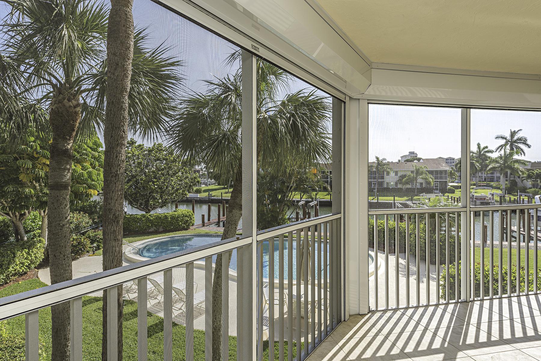 Condominio per Vendita alle ore MARCO ISLAND - ANAHITA 891 Huron Ct 201 Marco Island, Florida, 34145 Stati Uniti