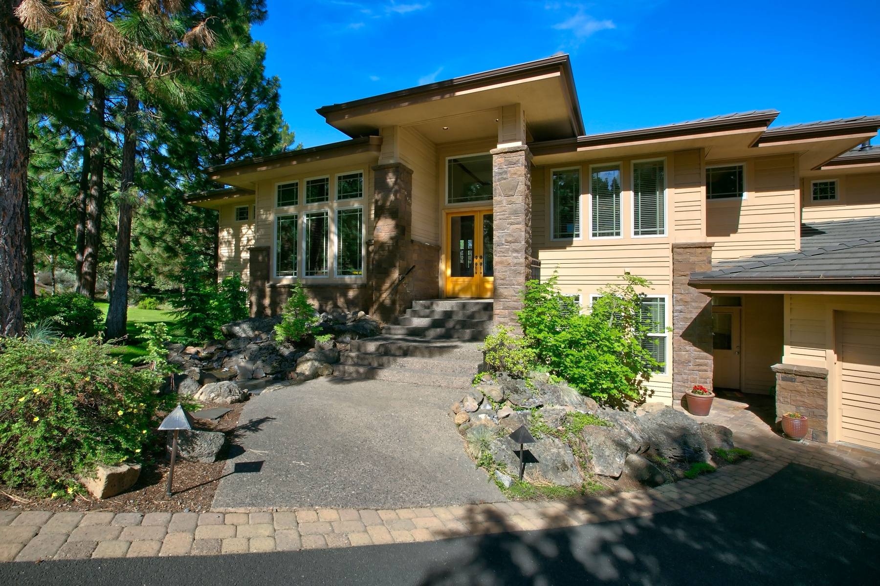 sales property at Stunning Home on Awbrey Butte