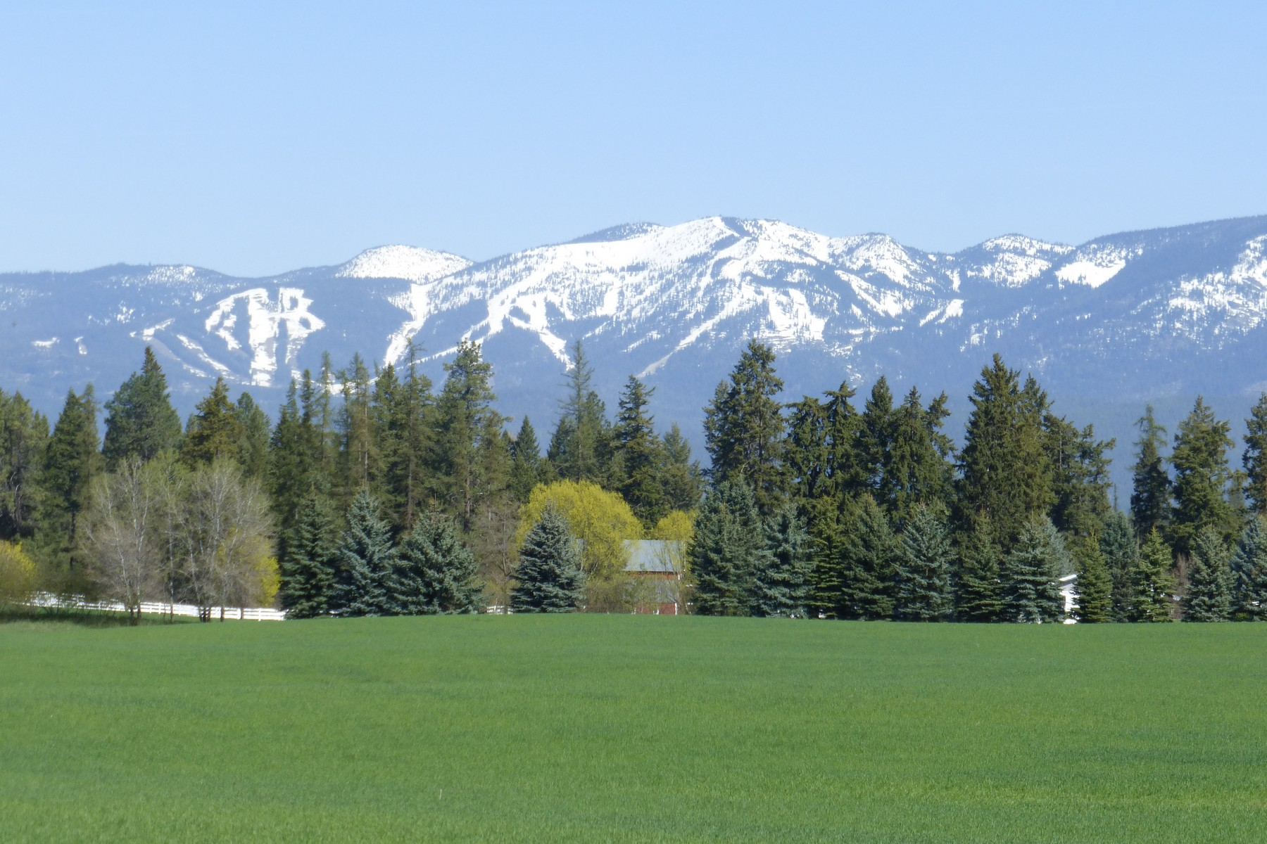 Land for Sale at 30 Acre Estate Property Nhn Whitefish Stage Rd Whitefish, Montana 59937 United States