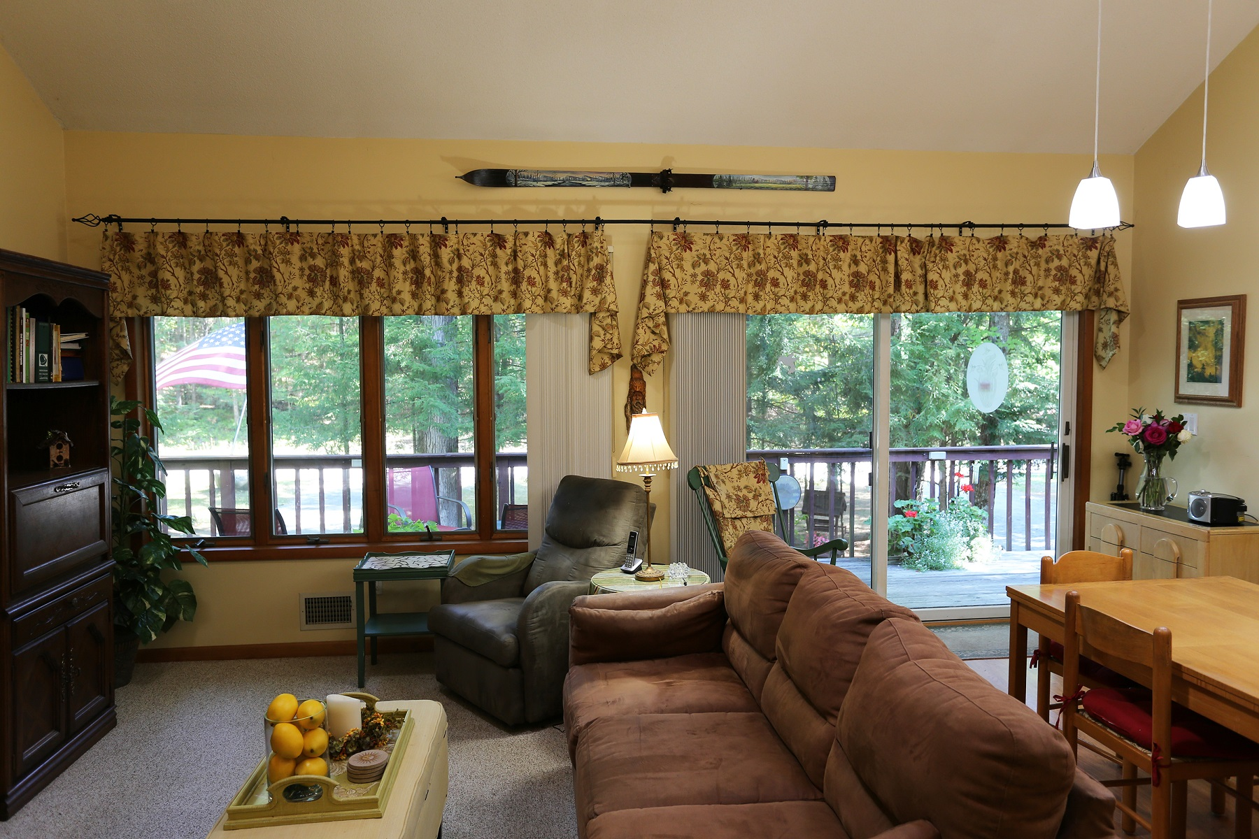 Additional photo for property listing at Tranquil Contemporary 53  Pine Orchard Rd Hague, New York 12836 United States