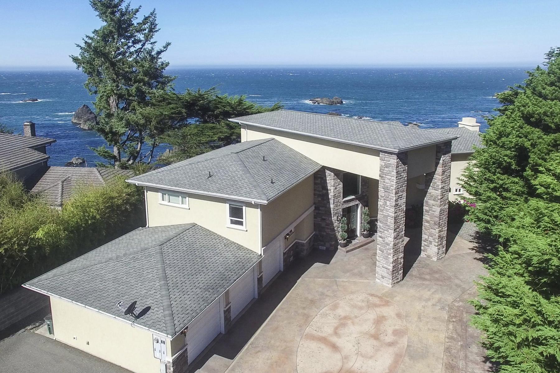 独户住宅 为 销售 在 1107 BYRTUS PL, BROOKINGS 布鲁金斯, 俄勒冈州 97415 美国