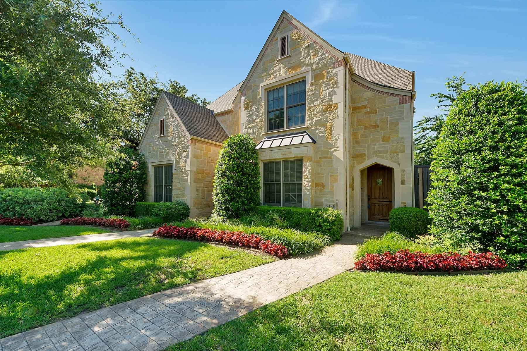 複式單位 為 出售 在 5431 El Campo Avenue, Fort Worth Fort Worth, 德克薩斯州, 76107 美國