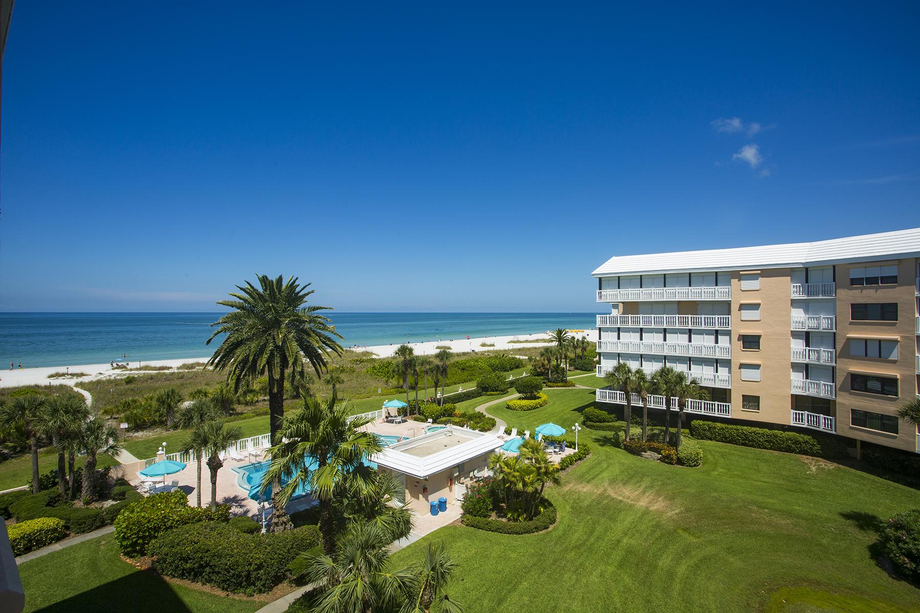 Кондоминиум для того Продажа на ST PETE BEACH 6500 Sunset Way 419 St. Pete Beach, Флорида, 33706 Соединенные Штаты