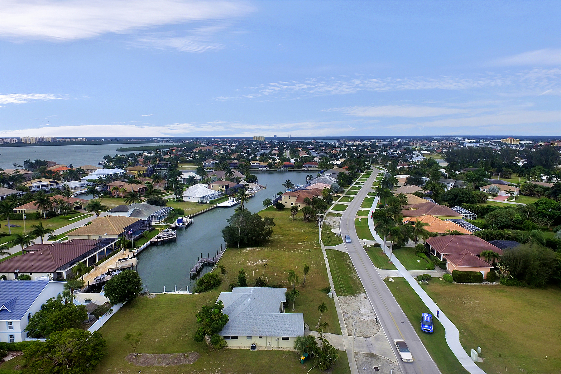 sales property at MARCO ISLAND - HERNANDO DRIVE