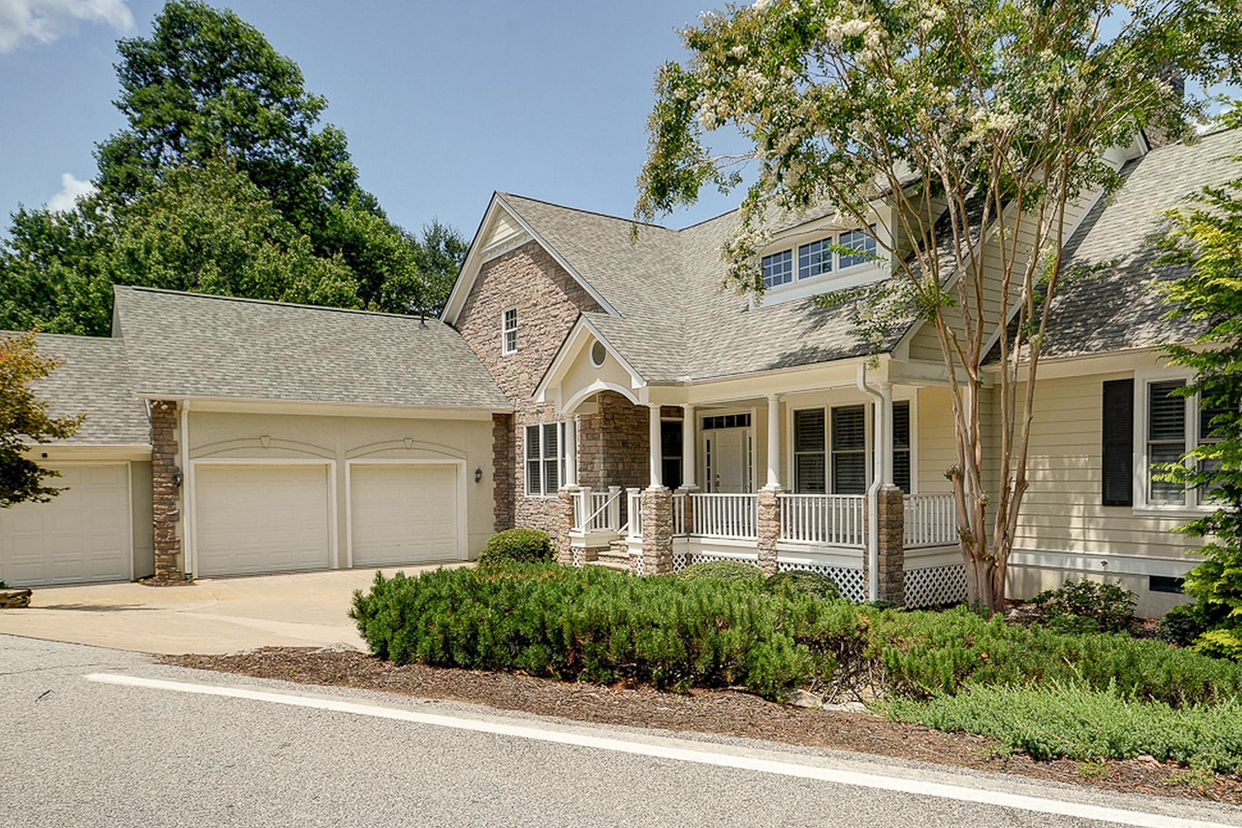 獨棟家庭住宅 為 出售 在 THE CLIFFS AT GLASSY 3 Soft Breeze Ct Landrum, 南卡羅來納州, 29356 美國