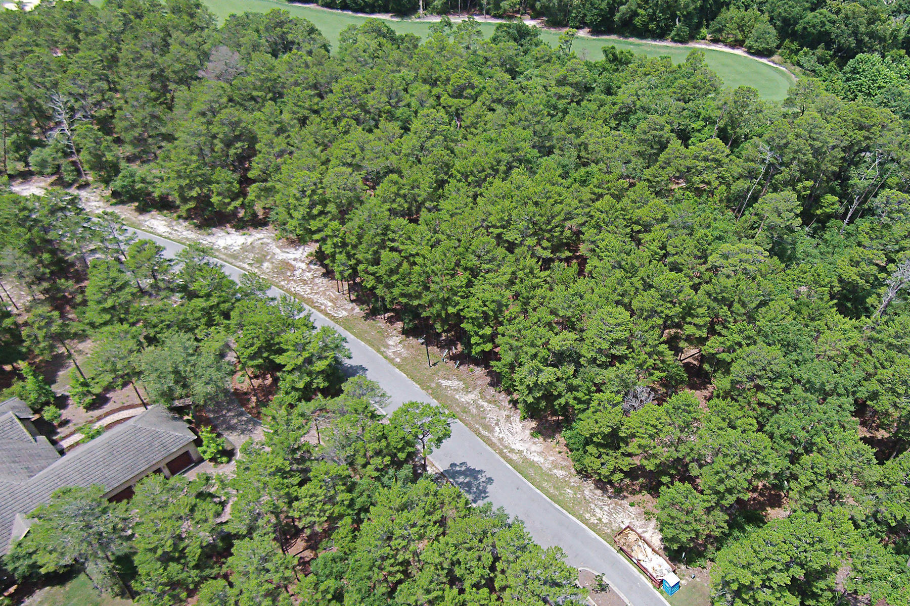 Land for Sale at TRANQUIL SITE FOR FUTURE GOLF RETREAT 1613 Sharks Tooth Trail, Panama City Beach, Florida 32413 United States