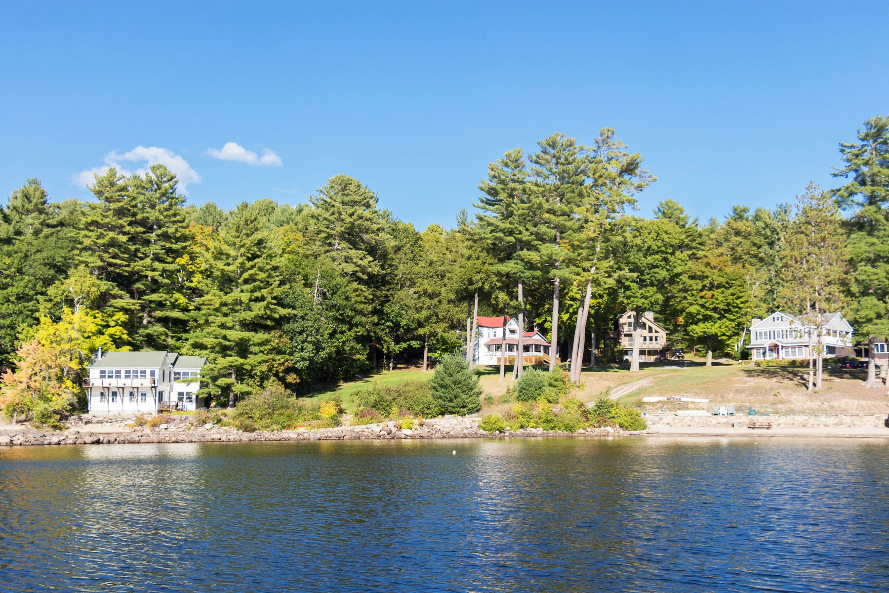 Additional photo for property listing at Stunning Schroon Lake Views 22  Erik Ln Adirondack, New York 12808 United States