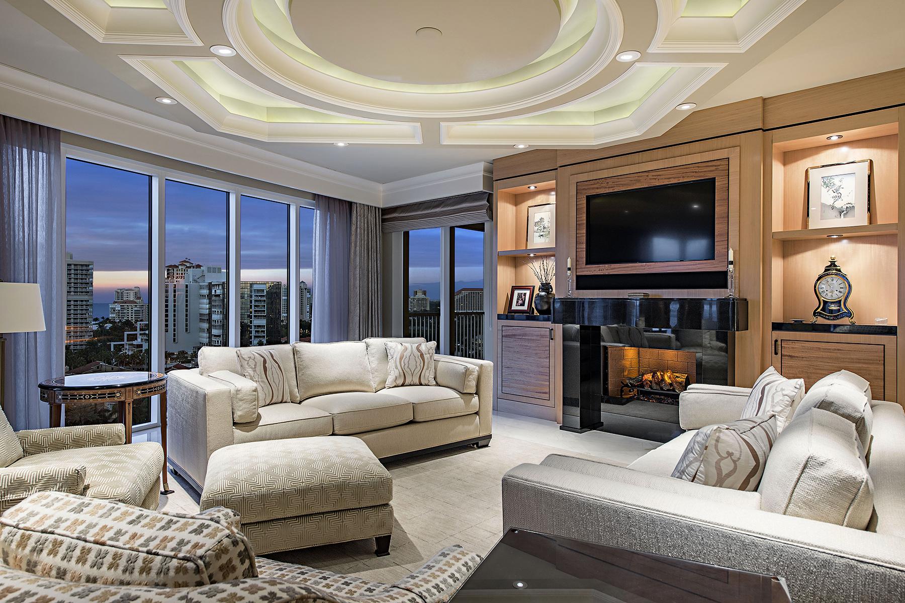 Nhà chung cư vì Bán tại PARK SHORE - ARIA 4501 Gulf Shore Blvd N 1403 Naples, Florida, 34103 Hoa Kỳ