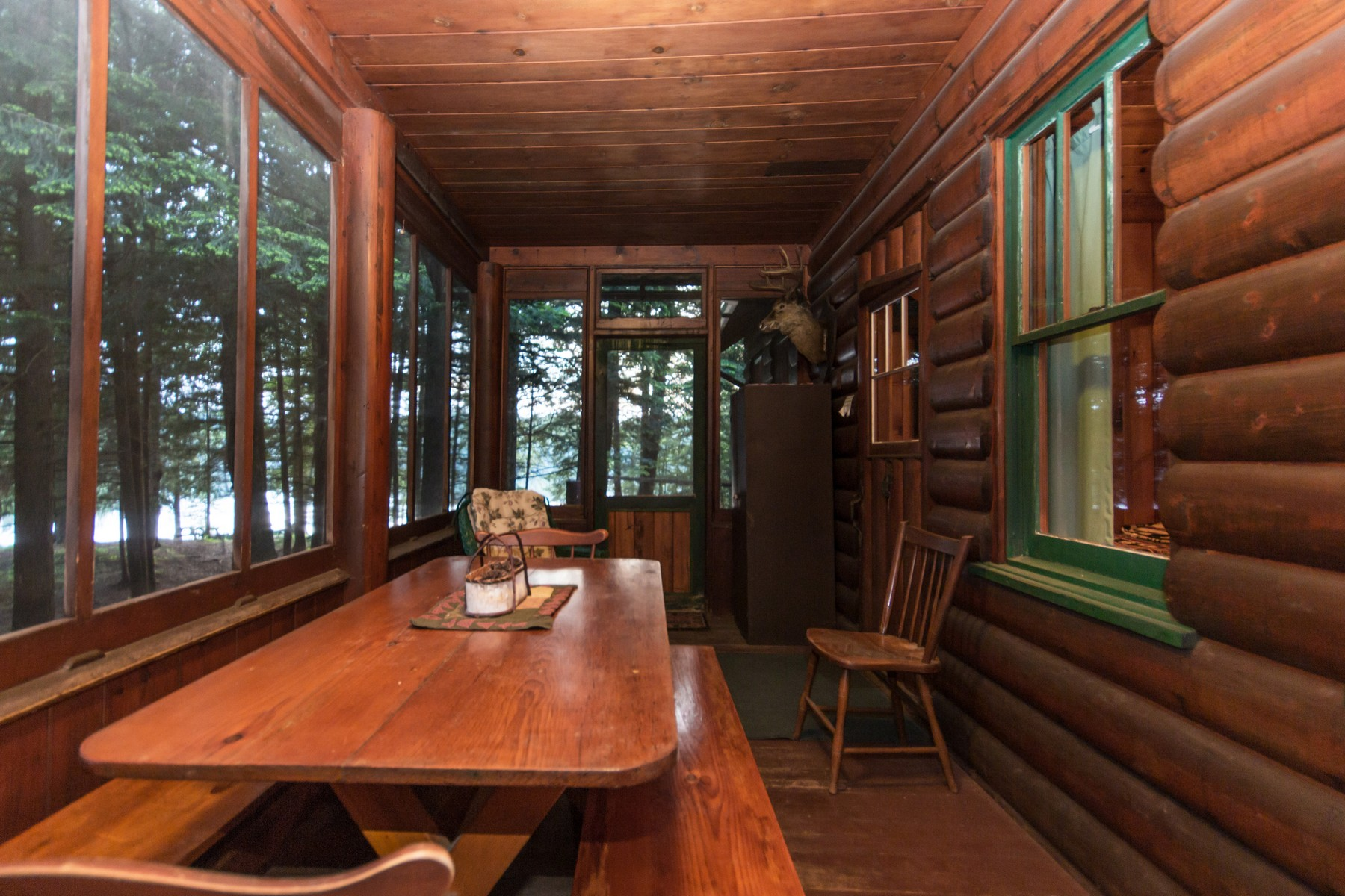 Additional photo for property listing at Private Adirondack Island 175  Sixth Lake Rd. Inlet, Нью-Йорк 13360 Соединенные Штаты