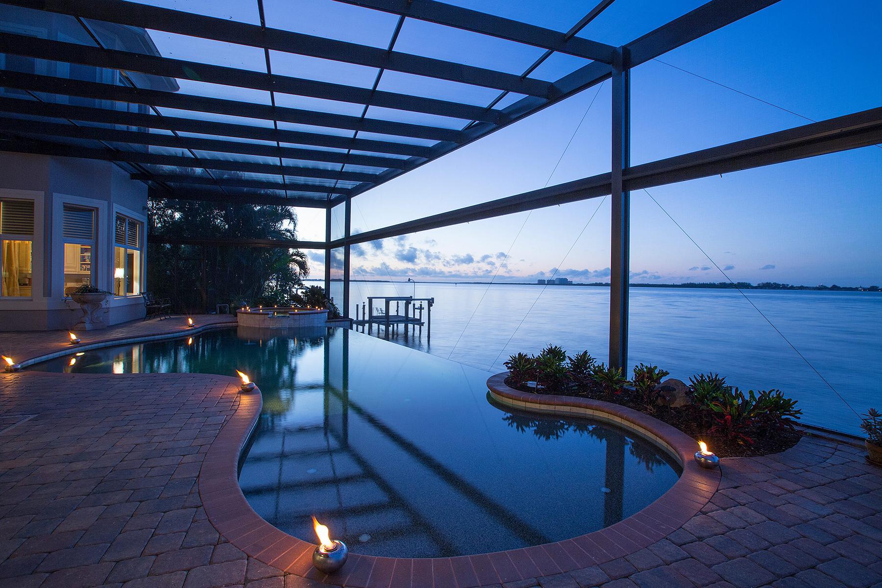 Moradia para Venda às Fort Myers 12718 Dennis Dr Fort Myers, Florida, 33908 Estados Unidos