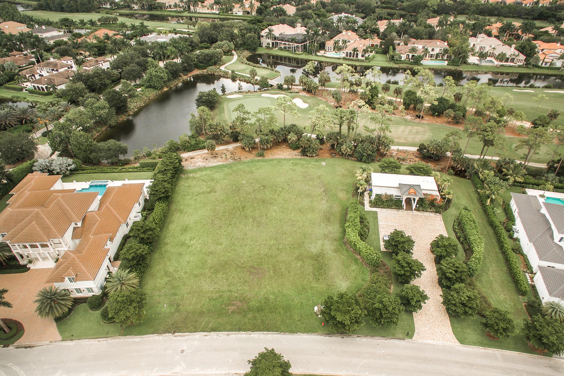 Terreno por un Venta en ESTUARY AT GREY OAKS - GREY OAKS 1222 Gordon River Trl Naples, Florida, 34105 Estados Unidos