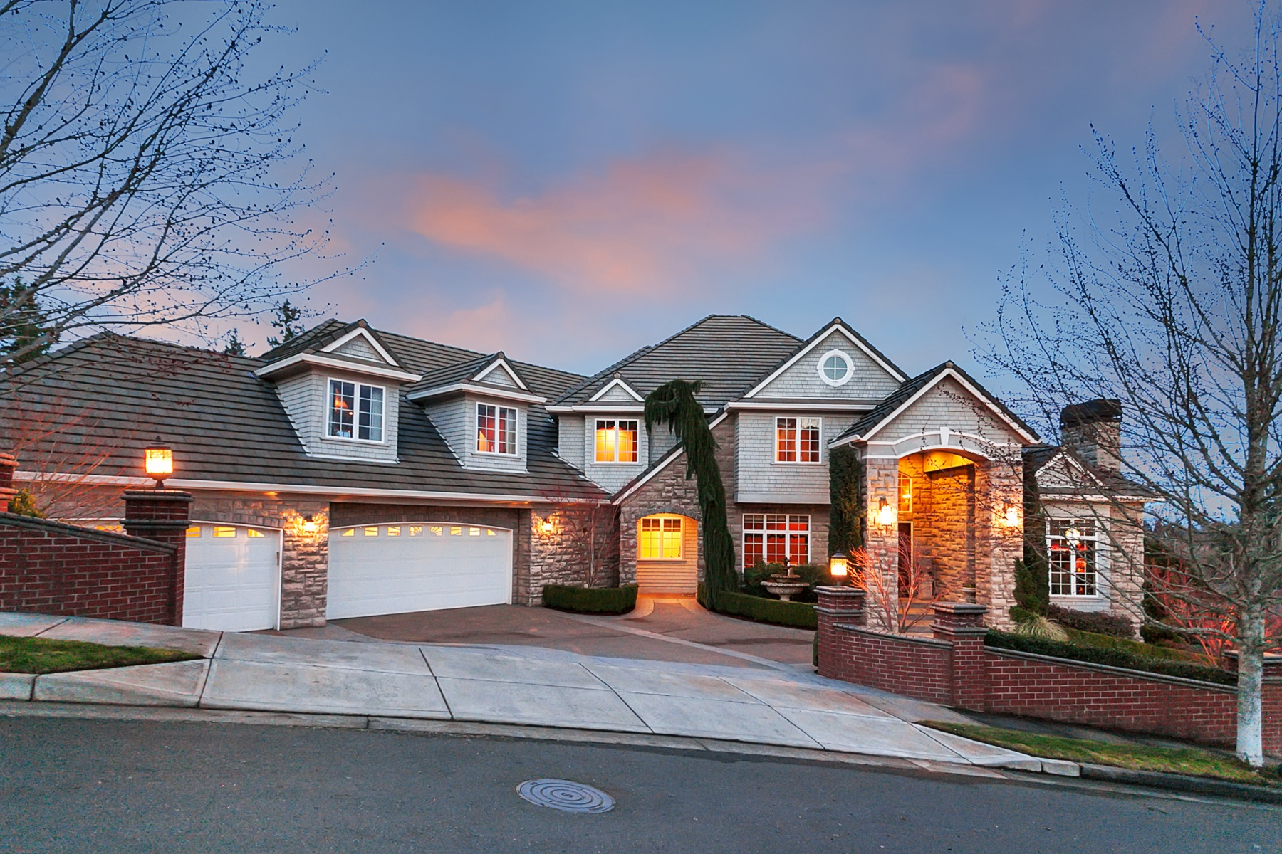 Single Family Home for Sale at 2550 LORINDA CT A, WEST LINN West Linn, Oregon 97068 United States