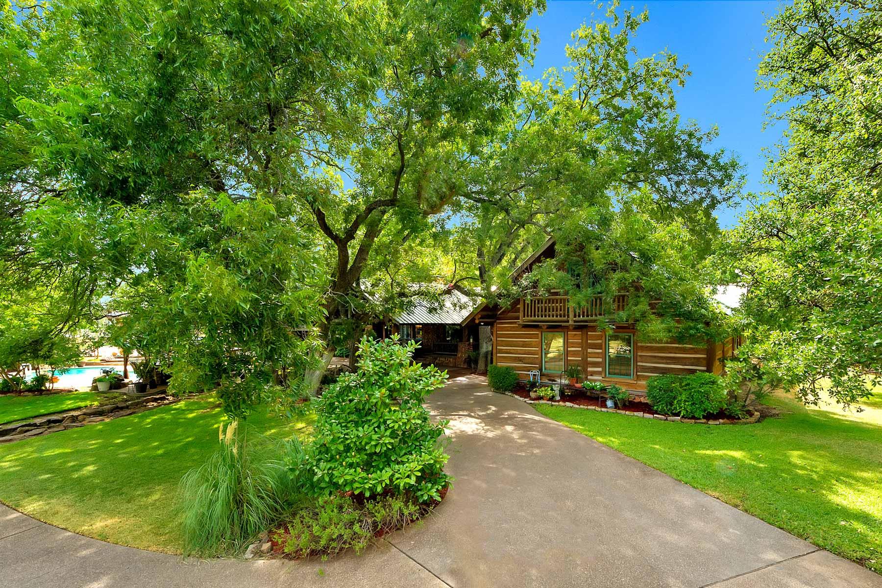 Vivienda unifamiliar por un Venta en 6 Crown Road, Willow Park 6 Crown Rd Willow Park, Texas, 76087 Estados Unidos