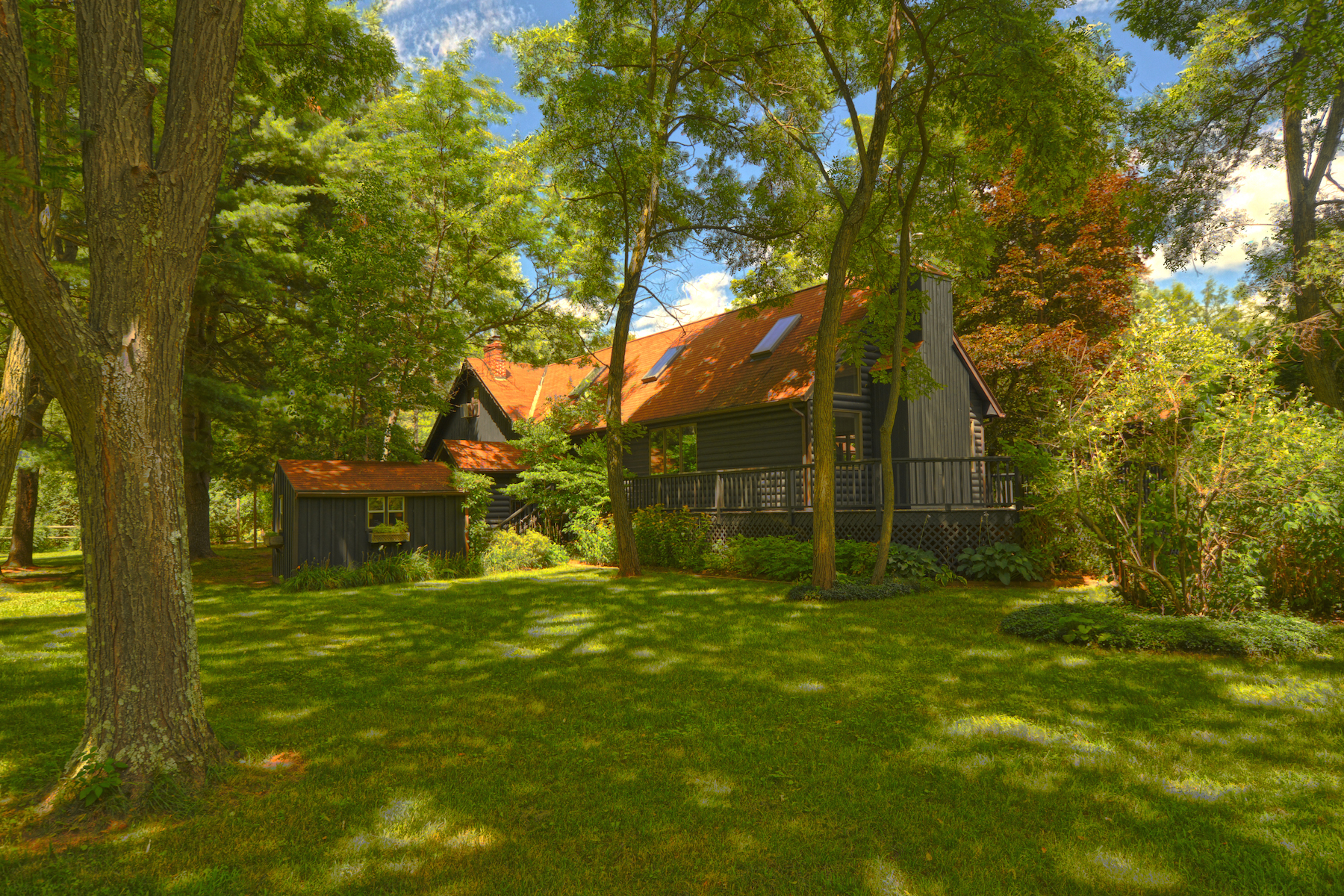 Single Family Home for Sale at Awe-Inspiring Mountain Estate 113 Van Rd Lexington, New York 12452 United States